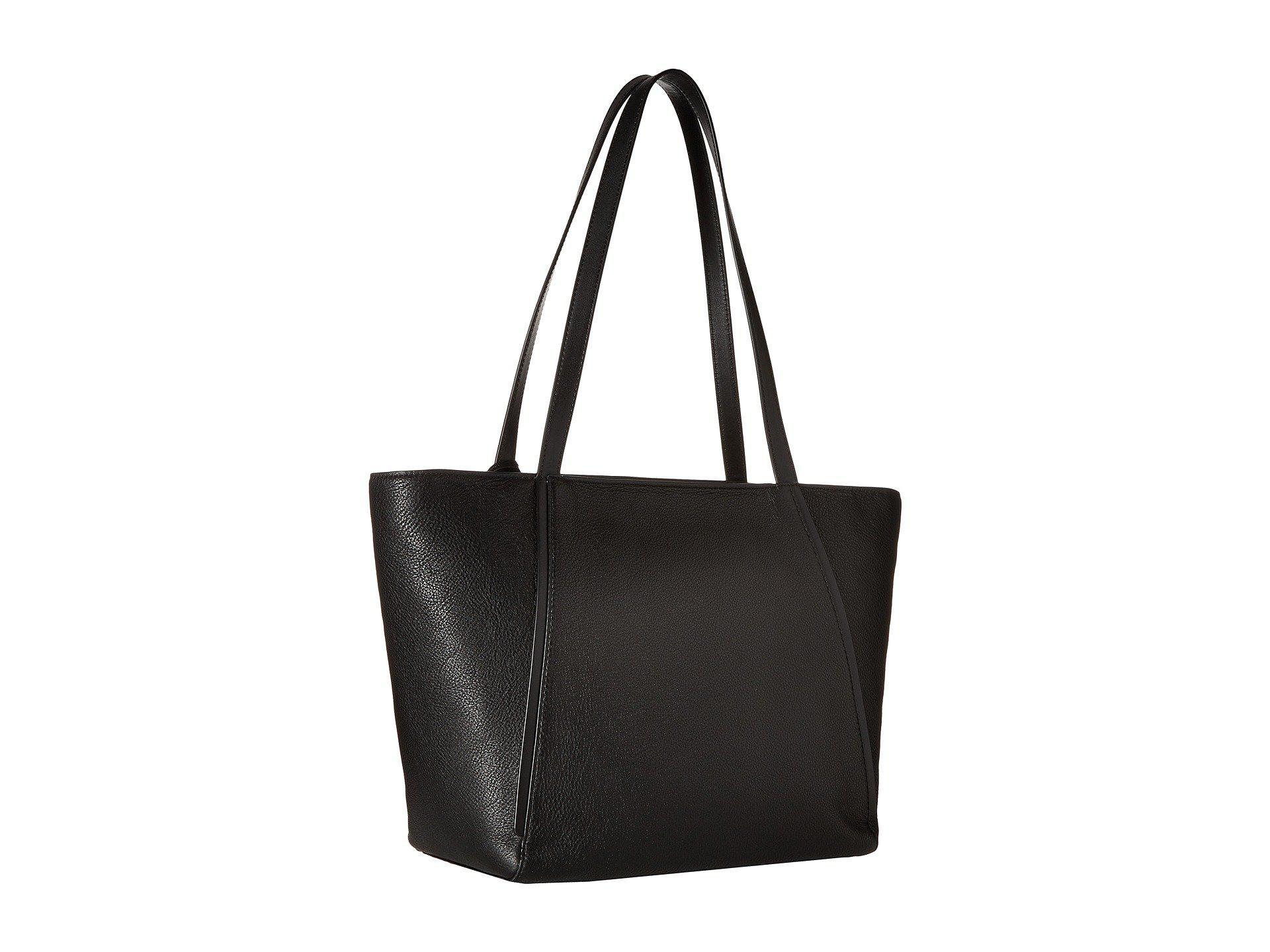 38ff3323cc91 MICHAEL Michael Kors - Black M Tote Large Top Zip (acorn) Tote Handbags -.  View fullscreen
