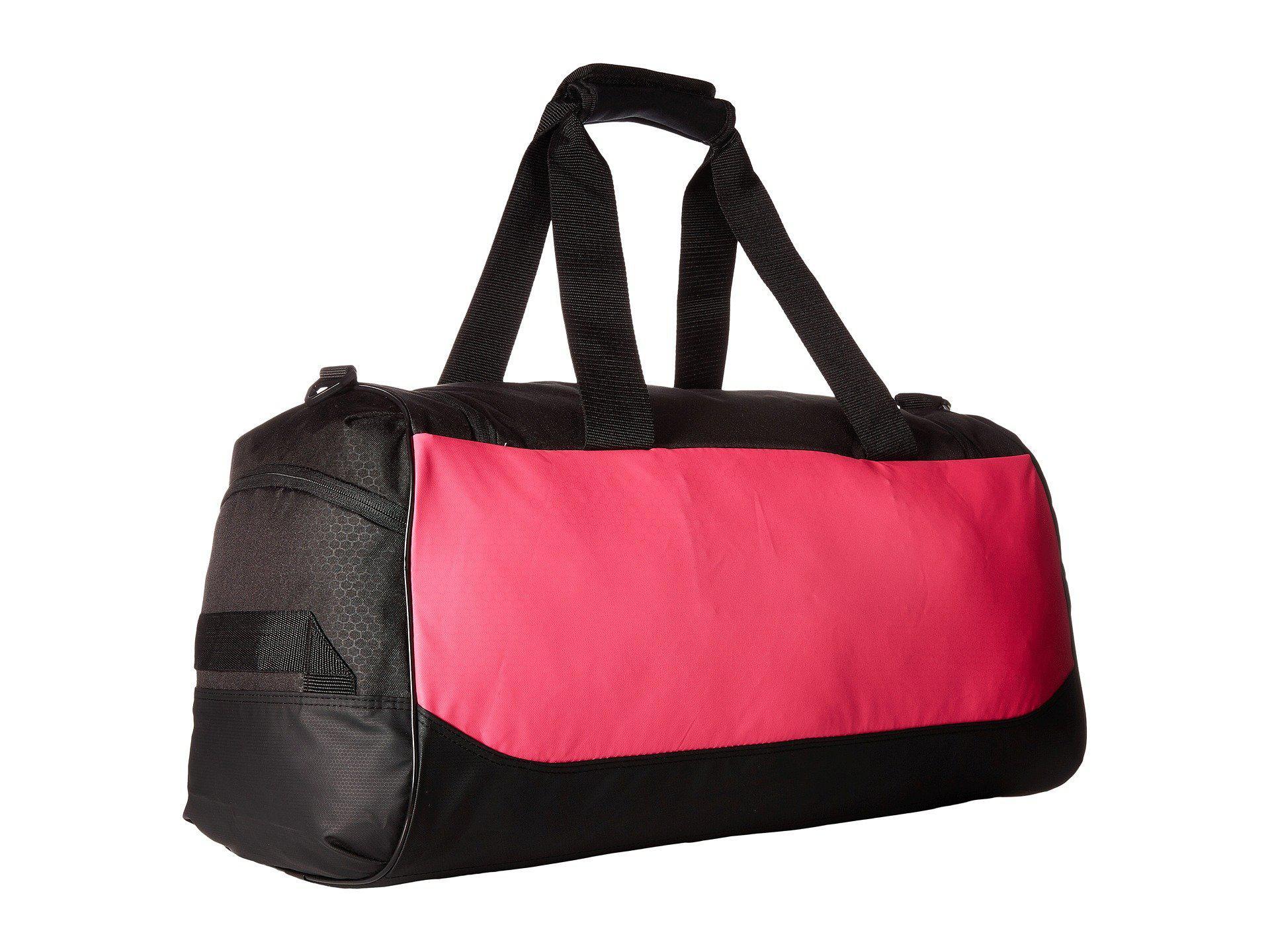 1e96af9f9c Lyst - adidas Team Issue Medium Duffel (white black) Duffel Bags for Men