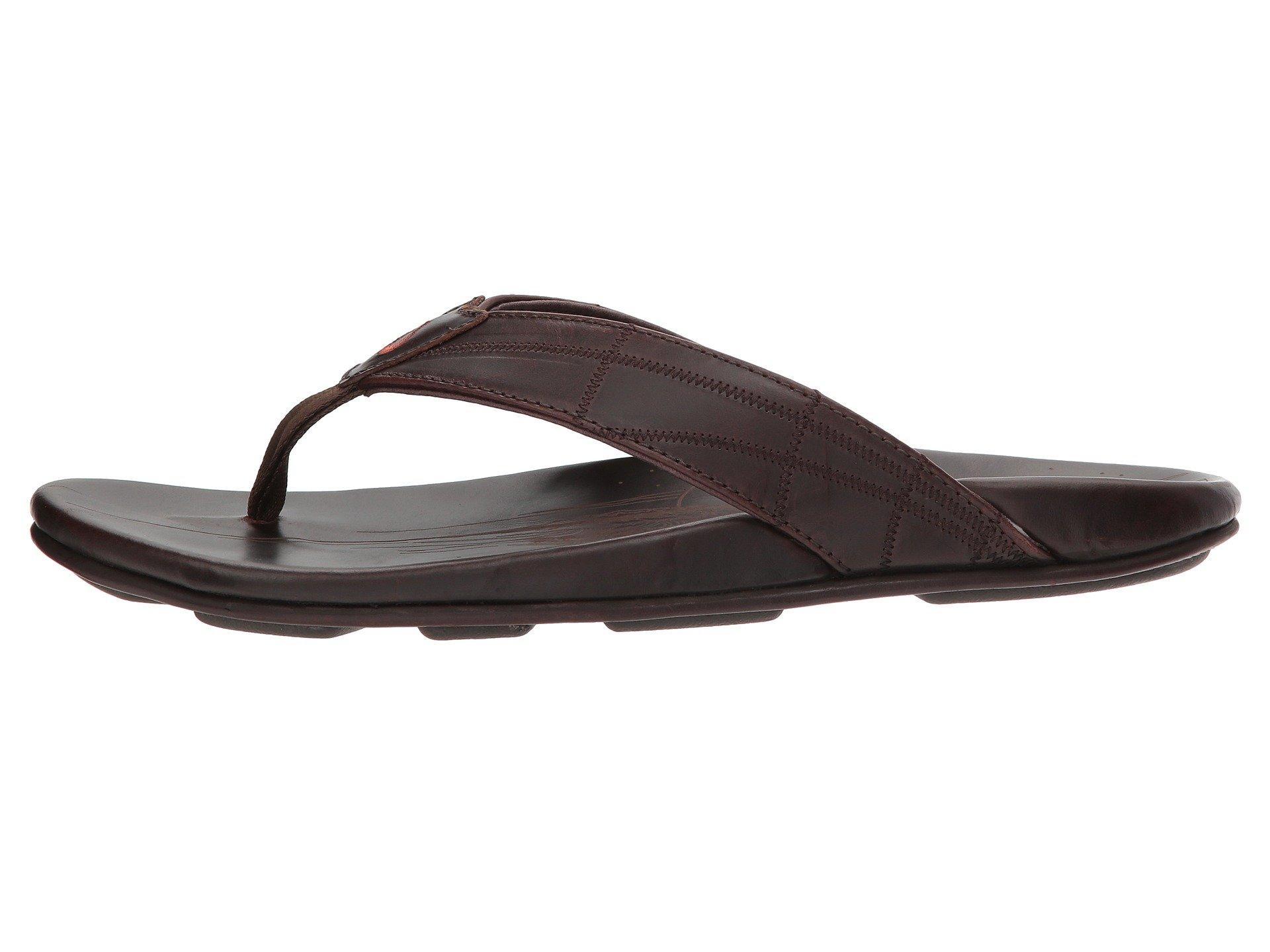 e63e0ed5c67 Lyst - Olukai Hokule a Kia (tan tan) Men s Sandals in Brown for Men