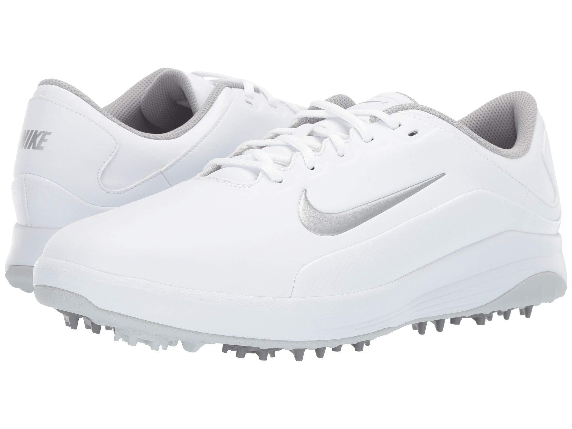 9c8e604f617 Lyst - Nike Vapor (white metallic Silver pure Platinum) Men s Golf ...