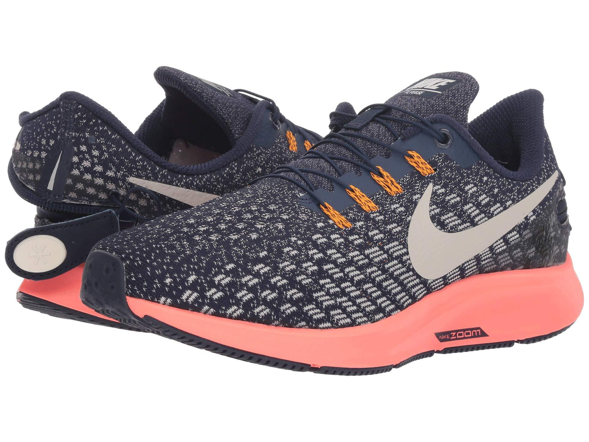 efb511aa5819 Nike. Blue Air Zoom Pegasus 35 Flyease (black white gunsmoke oil Grey) ...