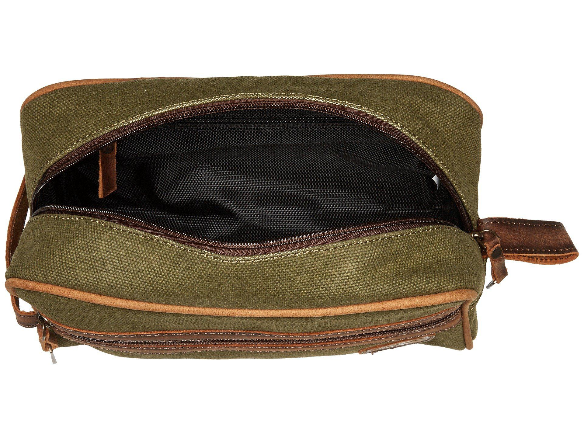 2e579e2906 Lyst - Sts Ranchwear The Foreman Shave Kit (brown Leather) Handbags ...