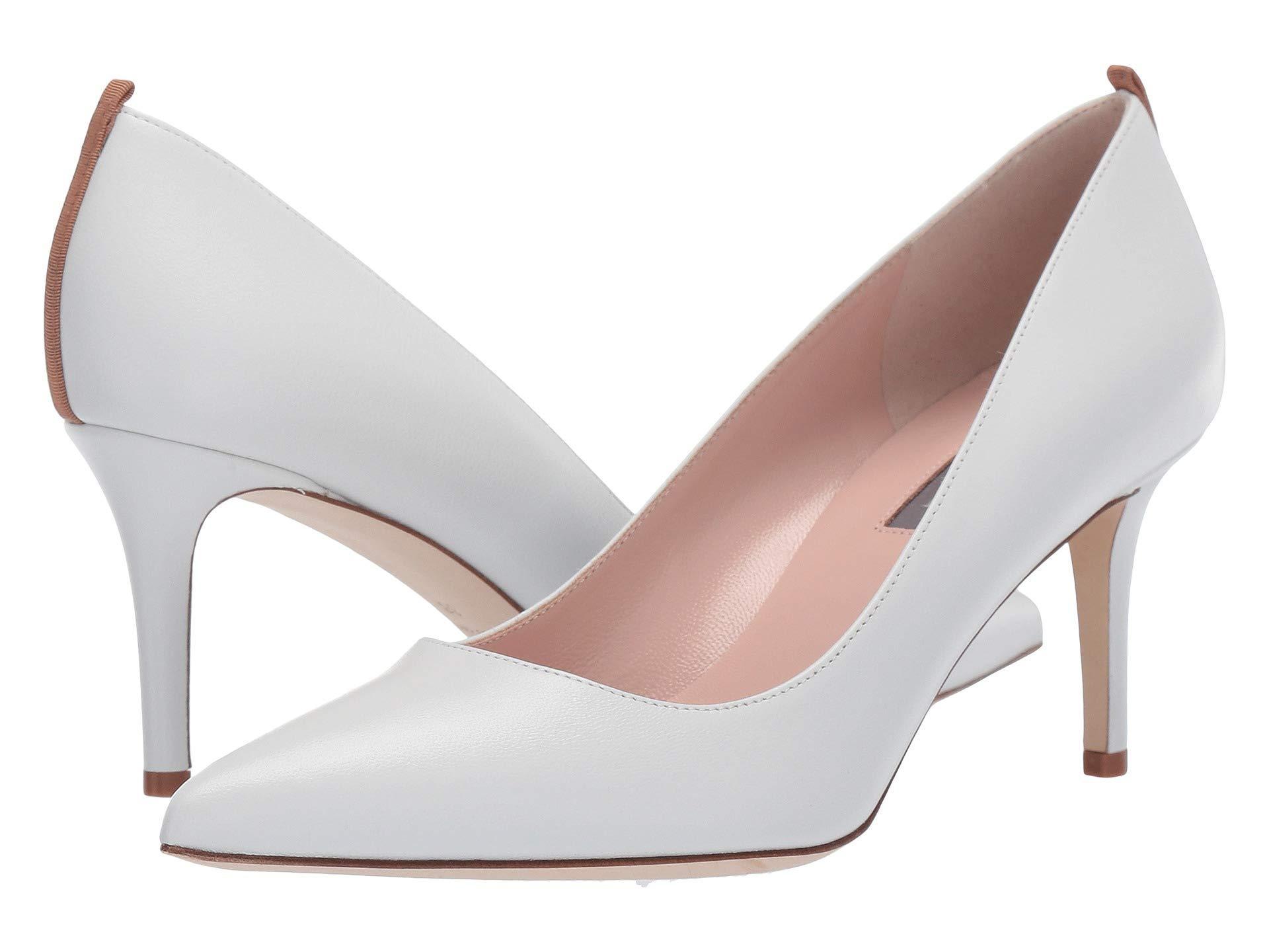 d8d593689e SJP by Sarah Jessica Parker. Fawn 70mm (marylou Tan Laser Cork) Women's  Slip-on Dress Shoes