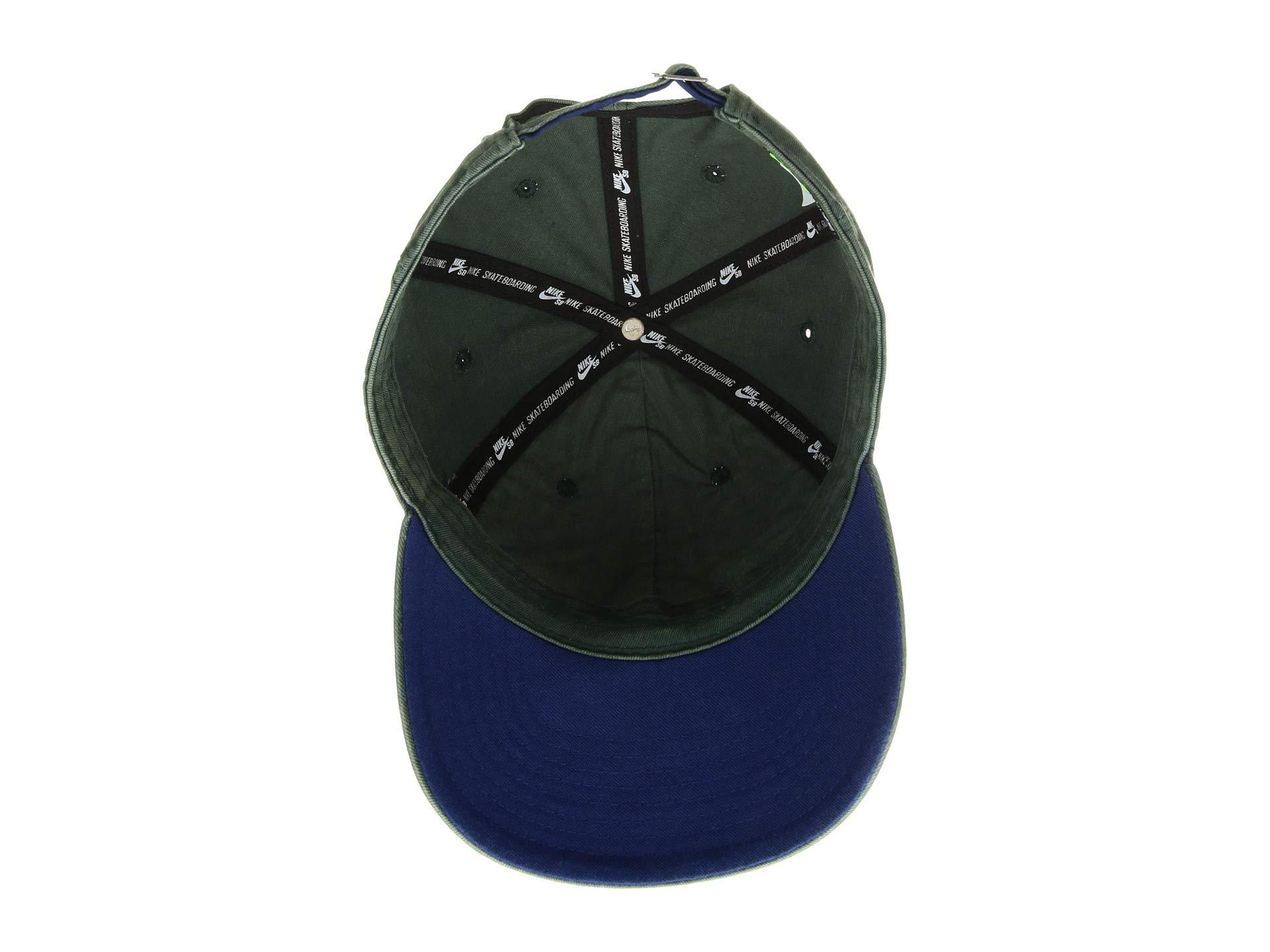 90579c6445b Lyst - Nike H86 Icon (white wolf Grey wolf Grey) Baseball Caps in ...