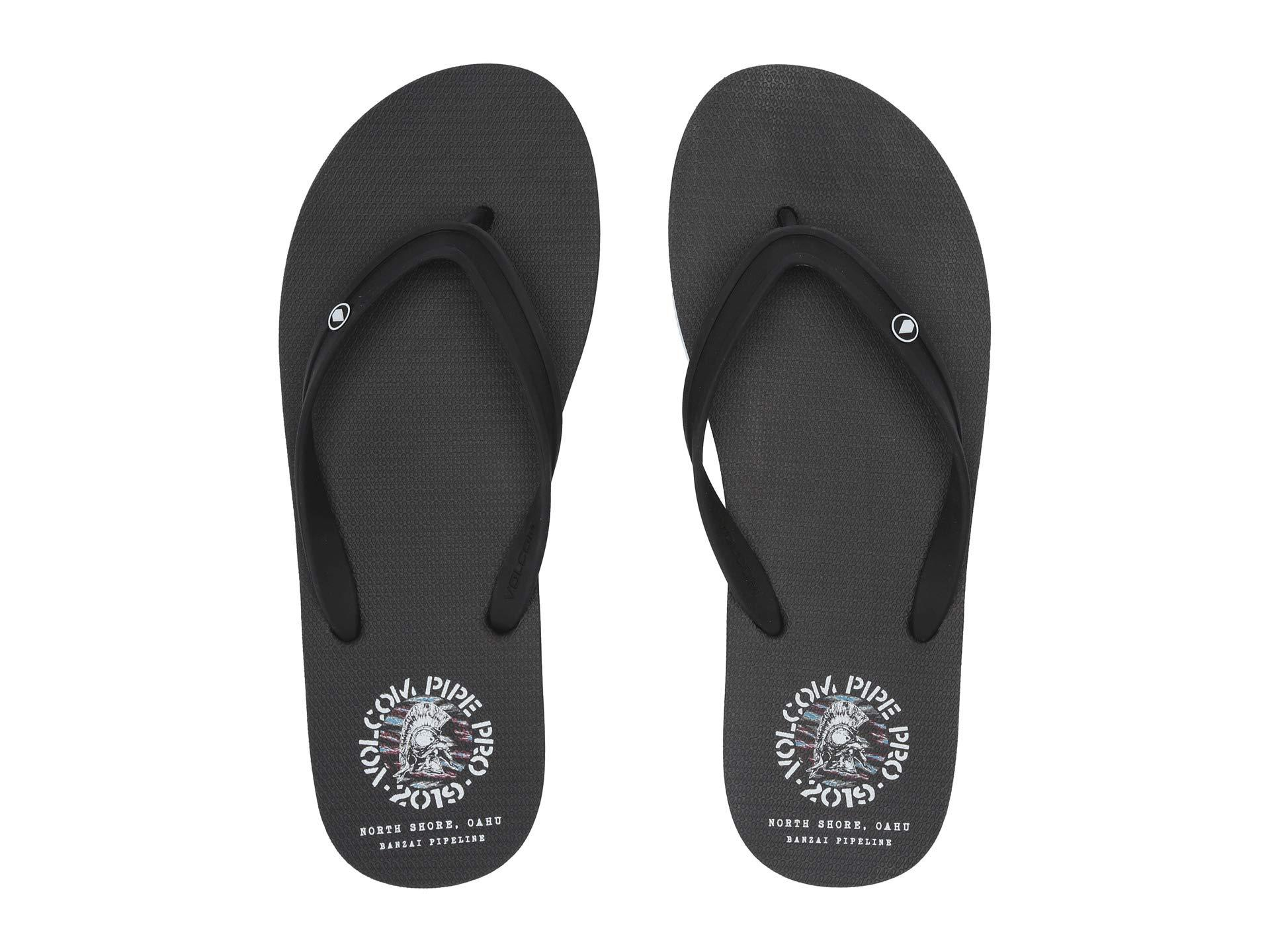 ea25efb37 Lyst - Volcom Rocker 2 Sandal (black) Men s Shoes in Black for Men