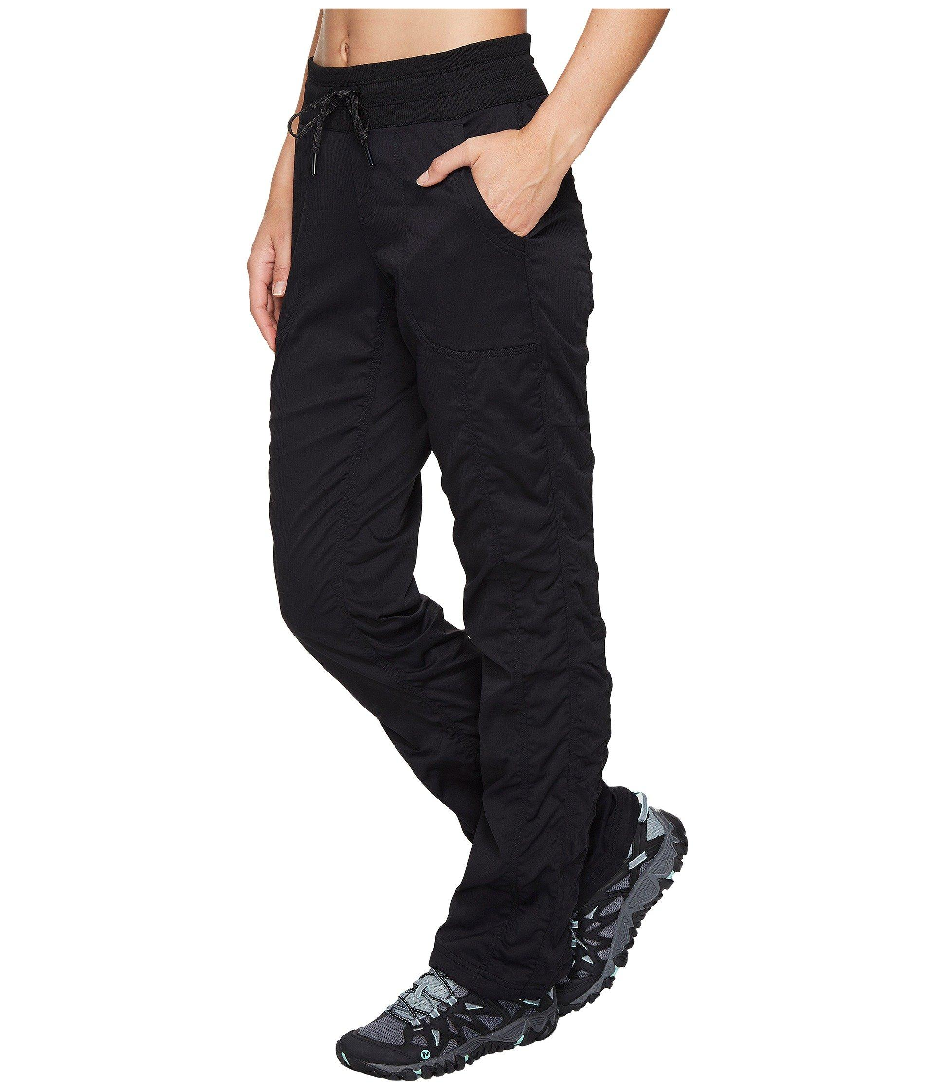 2b359bdafcb Lyst - The North Face Aphrodite 2.0 Pants (urban Navy Heather) Women s  Casual Pants in Black