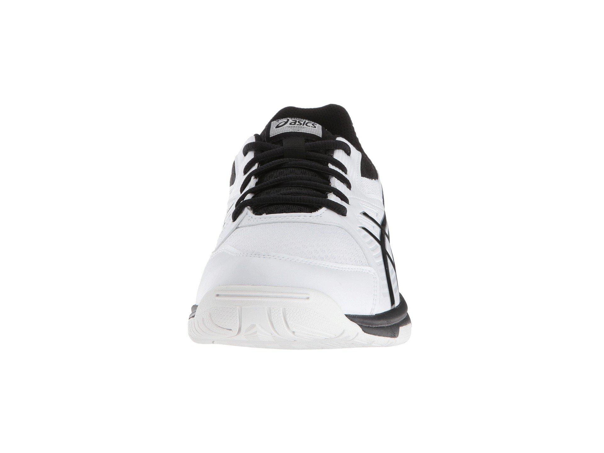 fd9e6550c0995c Volleyball 3 Men s whiteblack Lyst Upcourt Shoes Asics In Gel fq6YR7