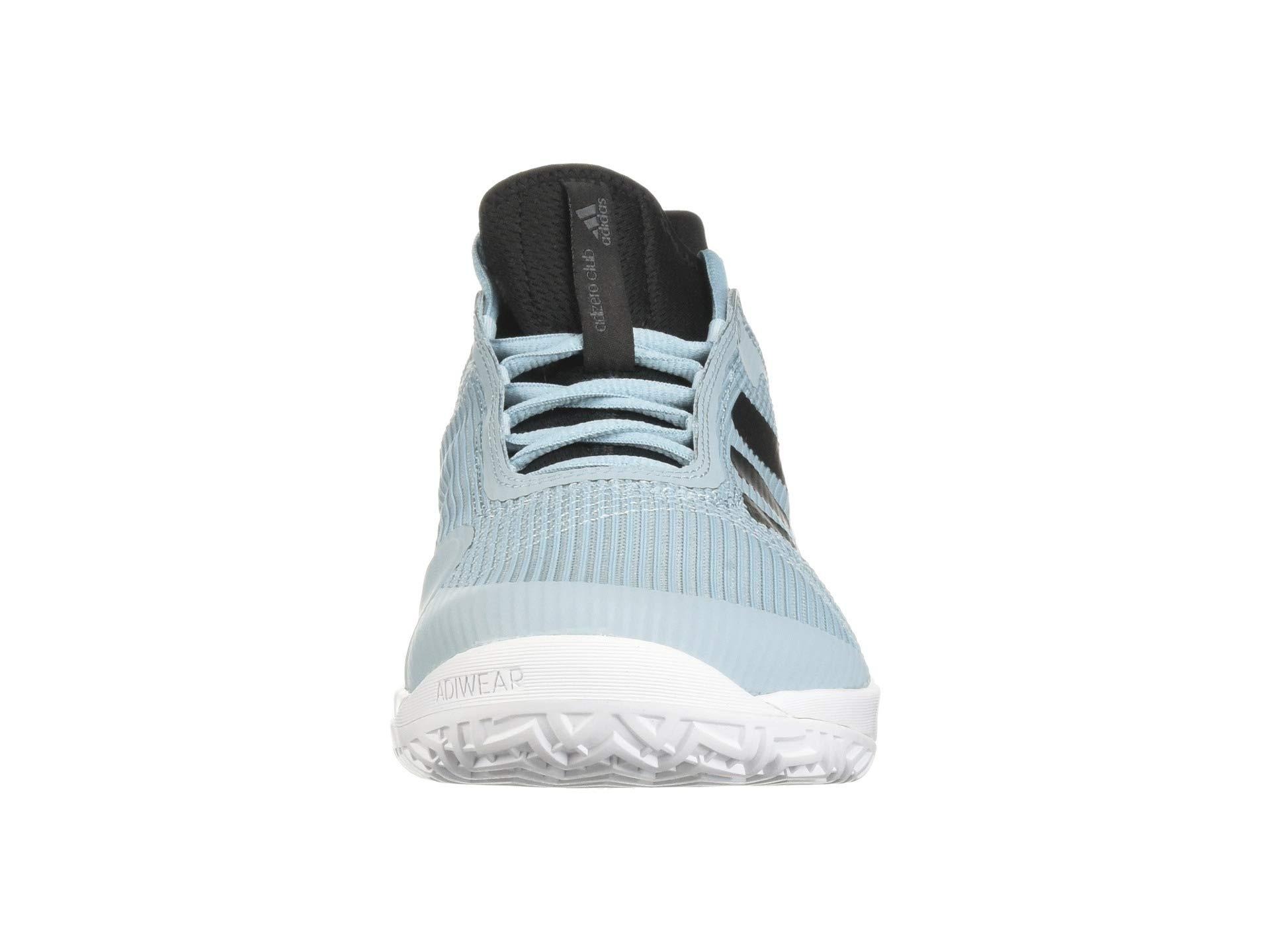 outlet store cd27d 52a13 Adidas - Blue Adizero Club 2 (light Graniteshock Redfootwear White). View  fullscreen