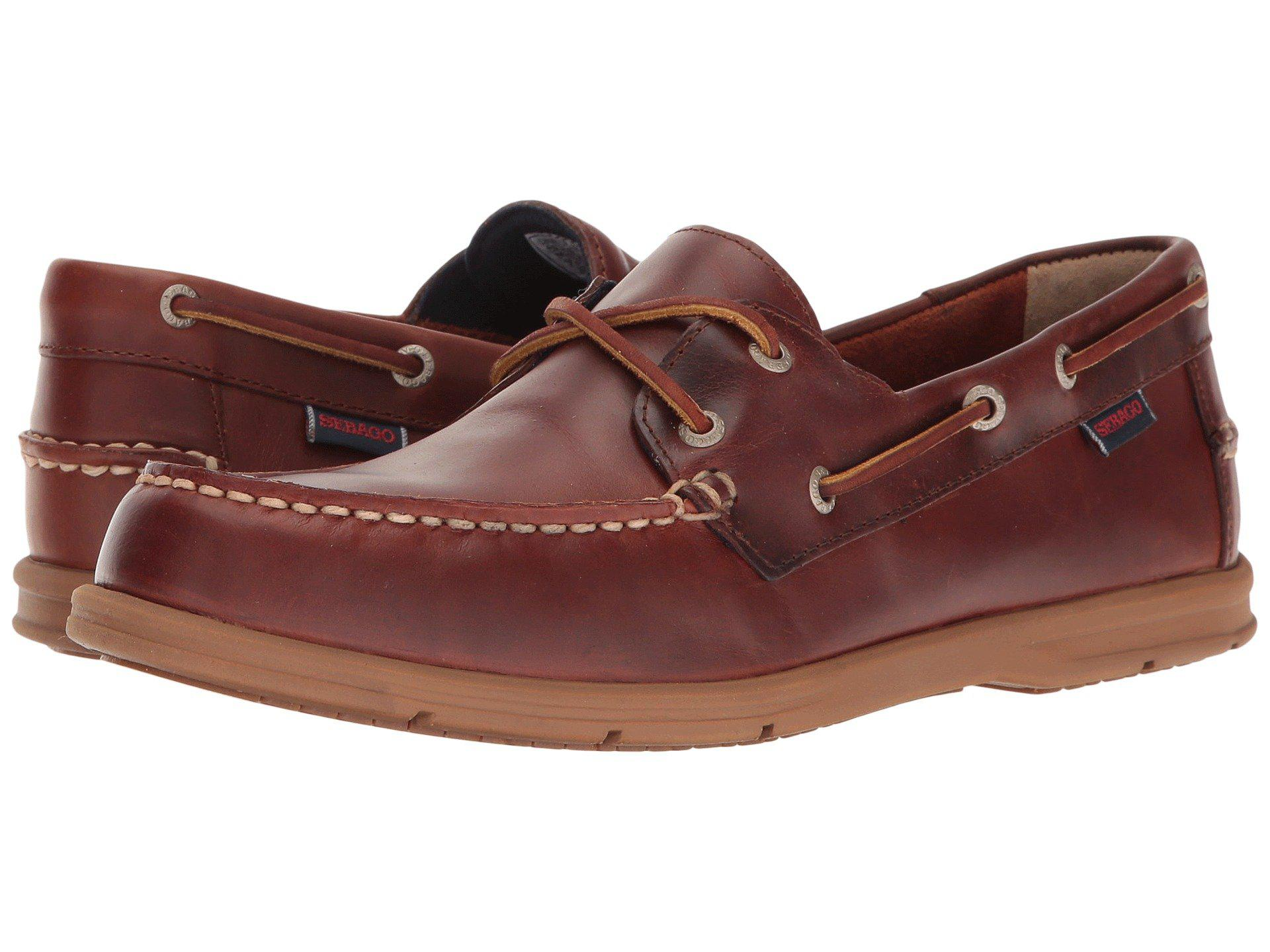 Sebago. Men's Brown Litesides Two Eye