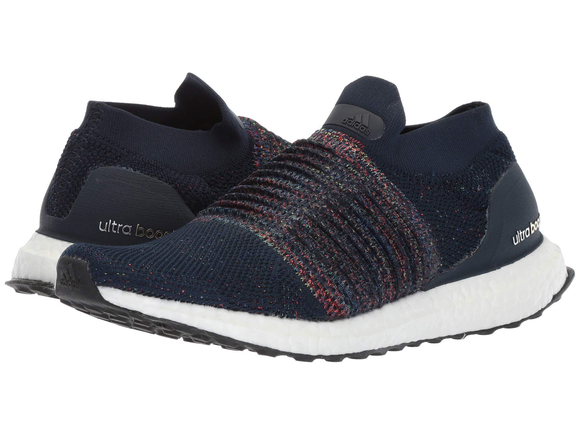 377e184e38273 adidas Originals. Blue Ultraboost Laceless (collegiate Navy white black)  Men s Running Shoes