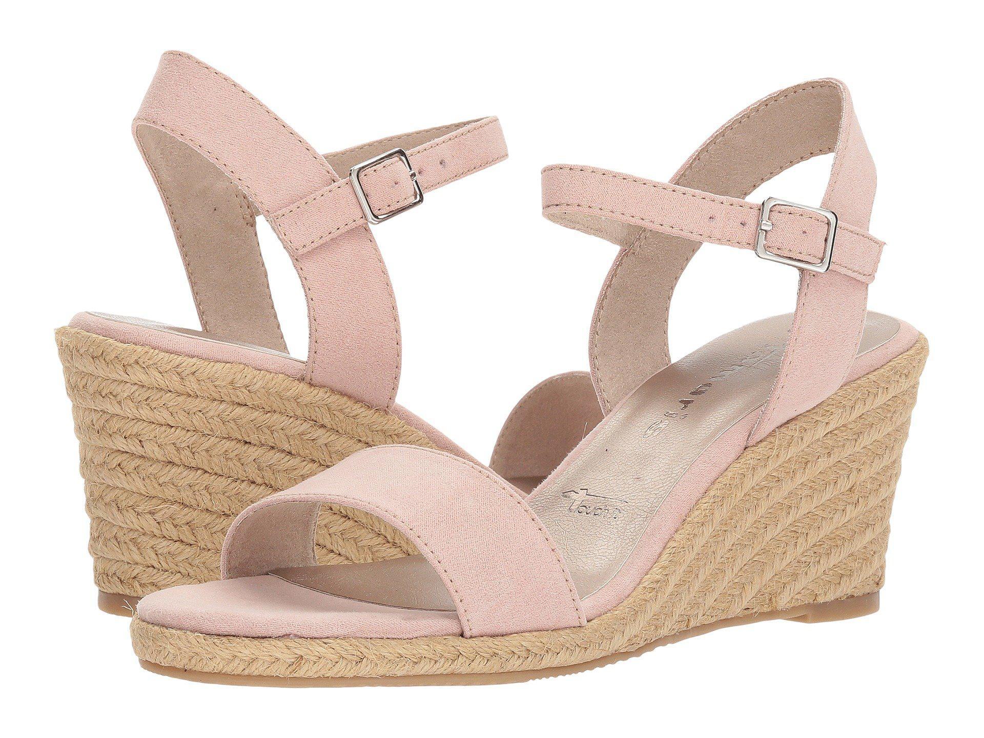 4fb2bac95c2 Lyst - Tamaris Livia 1-1-28300-20 (rose) Women s Sling Back Shoes