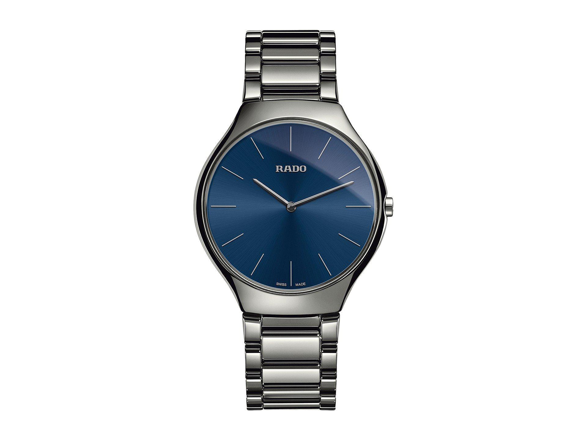 38d8219c5fb Rado - Multicolor True Thinline - R27955022 (plasma Ceramic) Watches for Men  - Lyst. View fullscreen