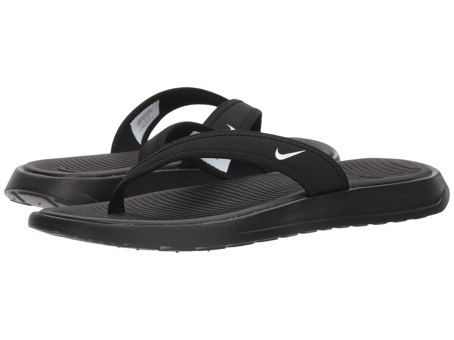 264546be7b9 Lyst - Nike Ultra Celso Thong Flip-flop in Black - Save 59%