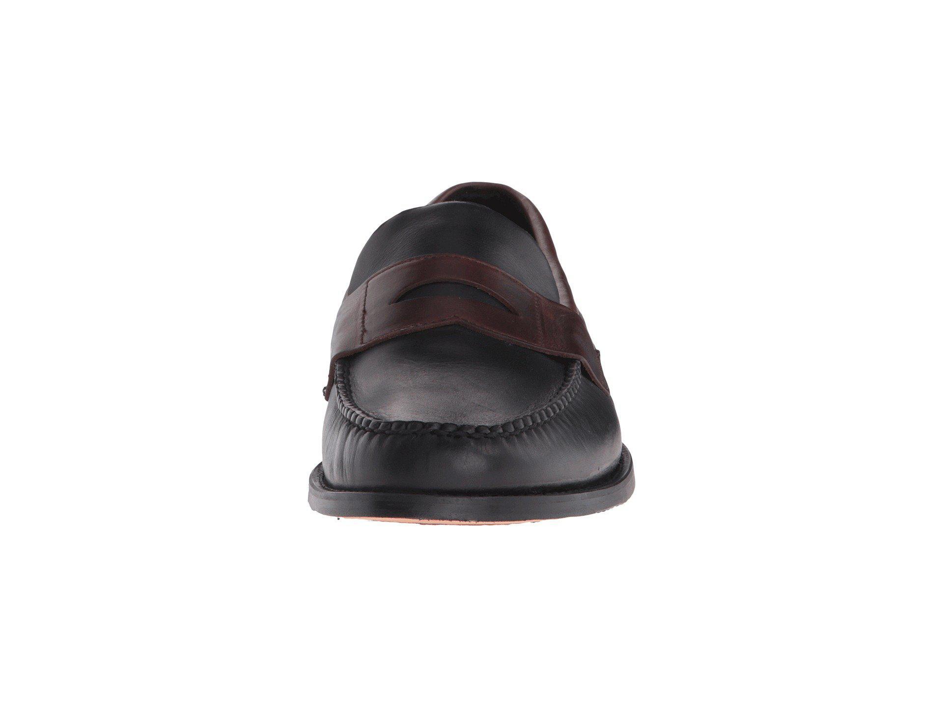 7dffaf41592 Lyst - Sebago Heritage Penny in Brown for Men