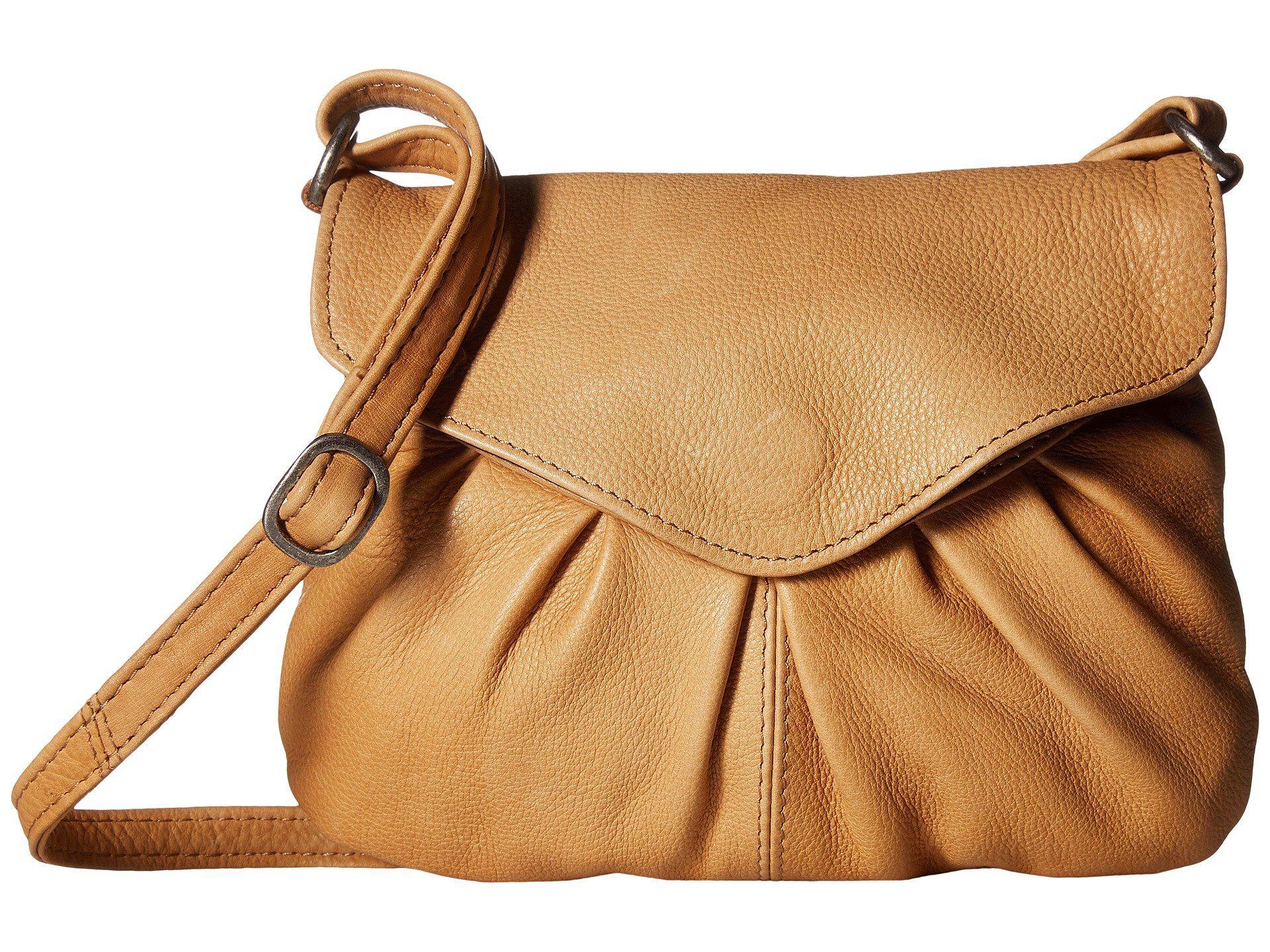 e7eb77c8c9df0 Day & Mood. Women's Elderflower Crossbody (camel) Cross Body Handbags