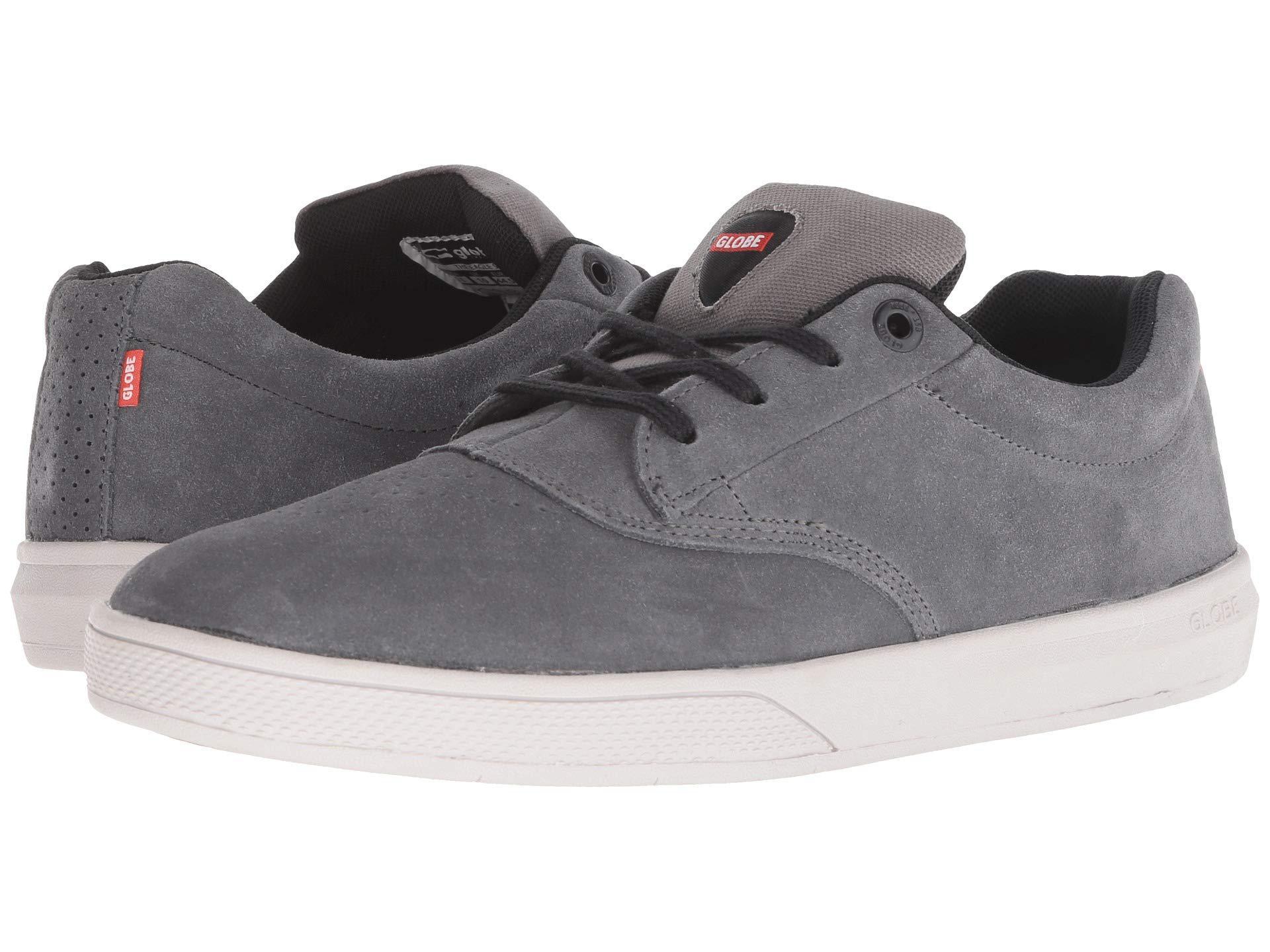 d02e8c7c83 Globe - Gray The Eagle Sg (charcoal grey) Men s Skate Shoes for Men. View  fullscreen