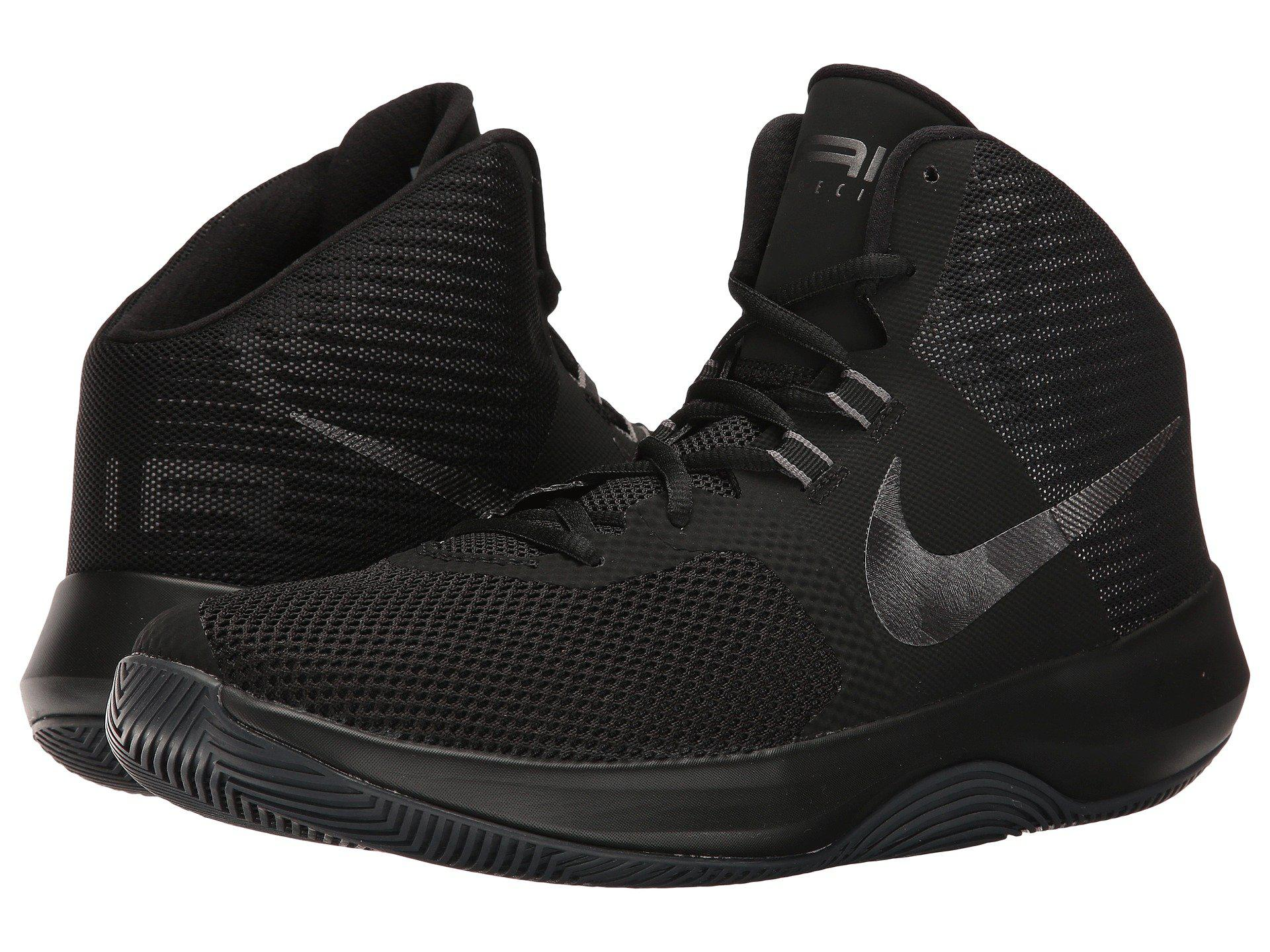 036bcbb20ae Lyst - Nike Air Precision Nbk in Black for Men