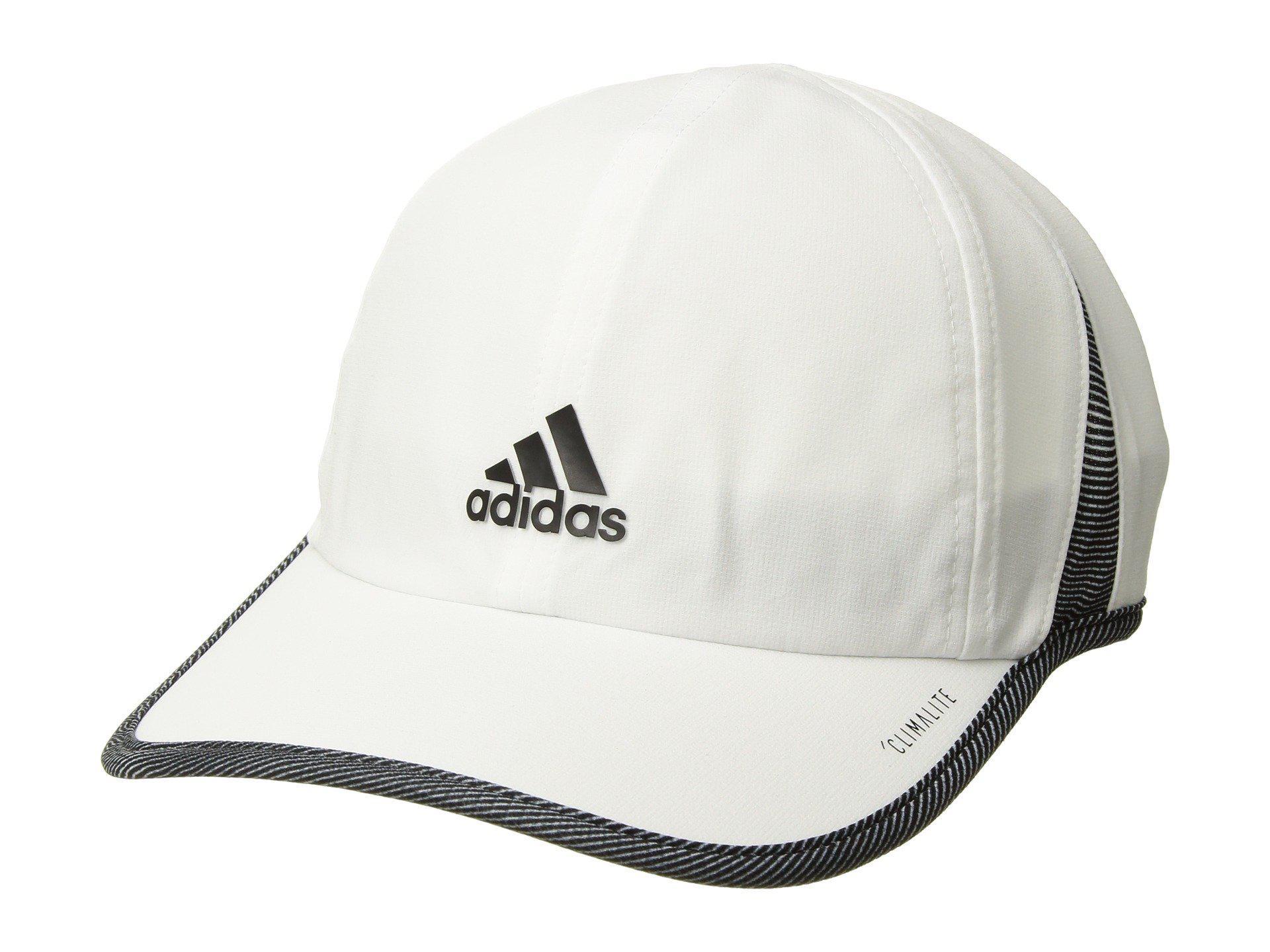 b3f0d6927aa Lyst - Adidas Superlite Cap (light Onix light Grey Heather clear ...