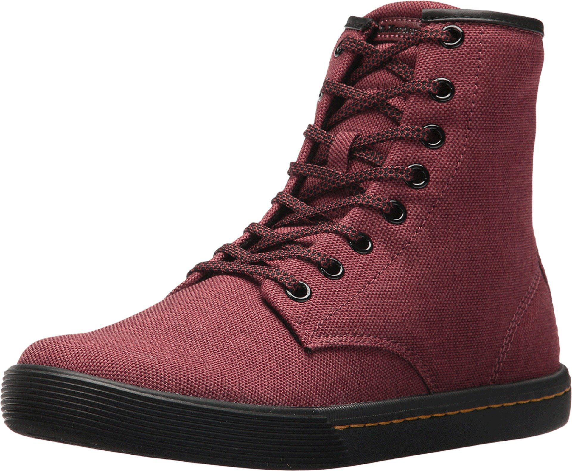 Lyst - Dr. Martens Sheridan in Red  adidas Style Essentials 900 MID ... 11ebf69f6f