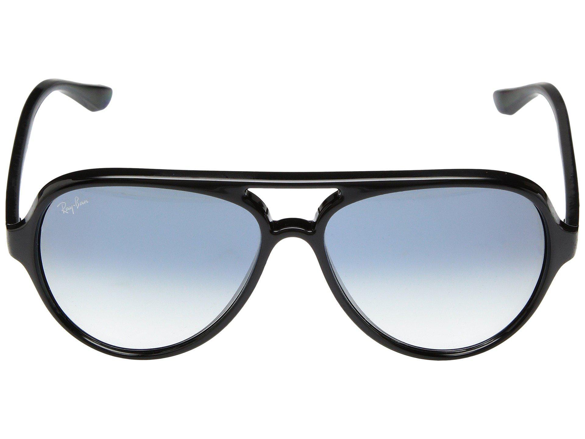 96e00d062c Ray-Ban - Cats 5000 Rb4125 59mm (black light Blue Gradient) Fashion. View  fullscreen