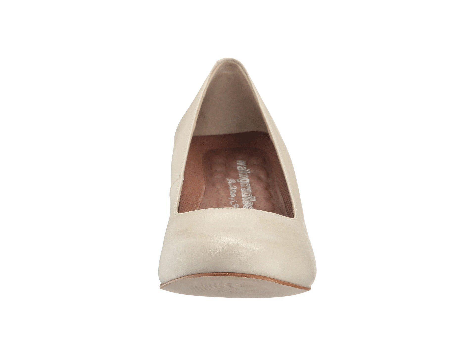 788159dca3 Lyst - Walking Cradles Joy (nude Patent) Women's Shoes - Save 20%