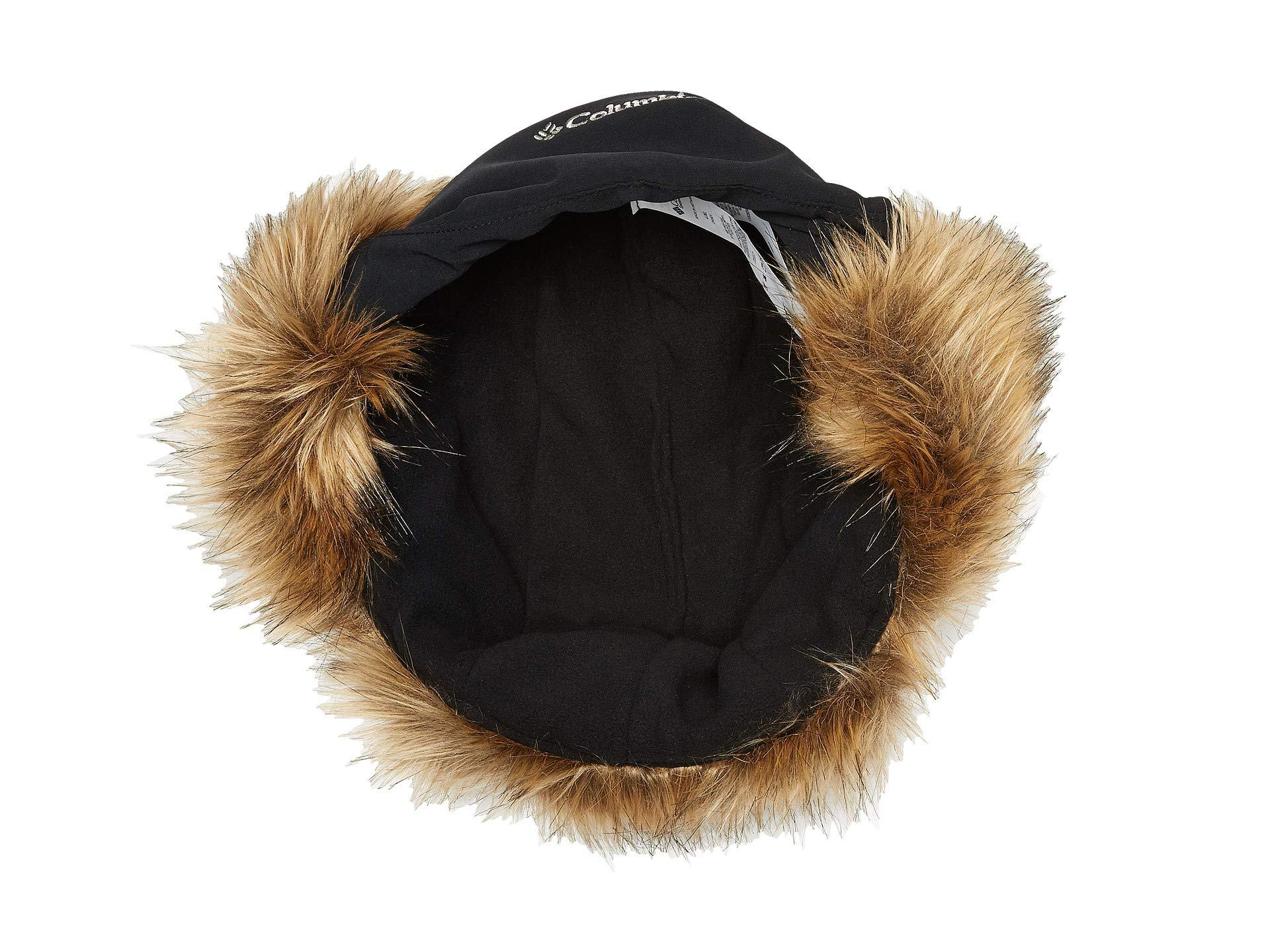 Columbia - Multicolor Winter Challengertm Trapper (collegiate Navy brown) Caps  for Men -. View fullscreen 89c049d7d110