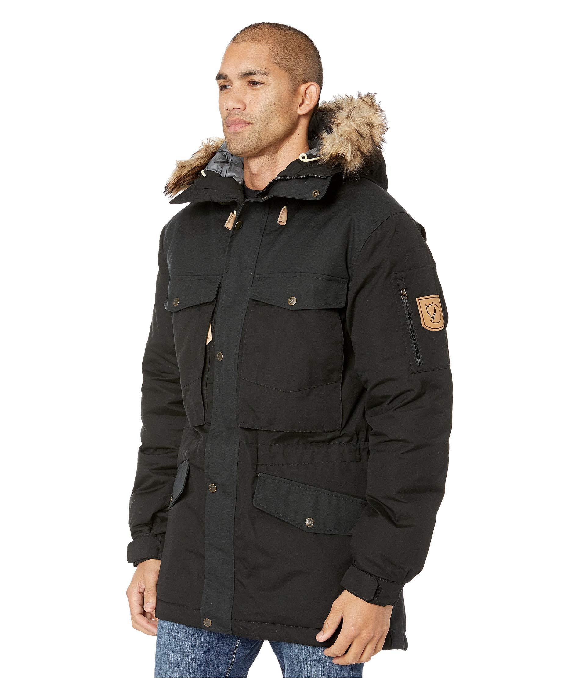 e0685f0e25b14 Lyst - Fjallraven Singi Down Jacket (black) Men s Coat in Black for Men