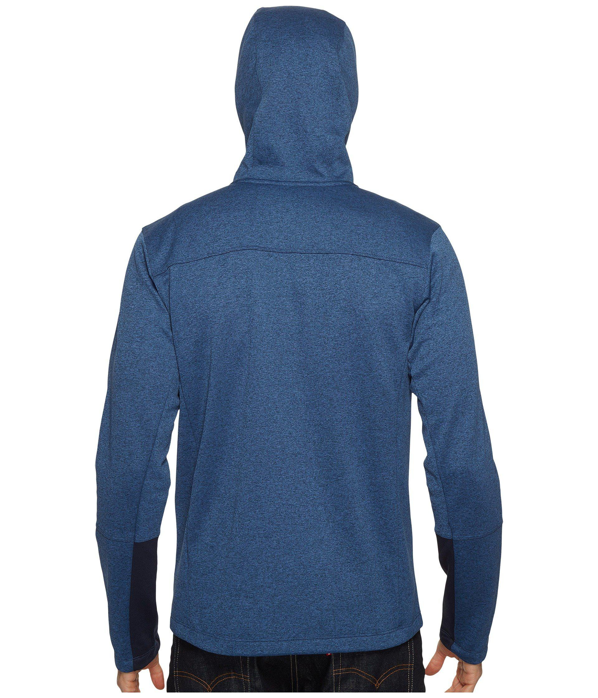 6a829736aa Lyst - The North Face Canyonlands Hoodie (fig Heather) Men s ...