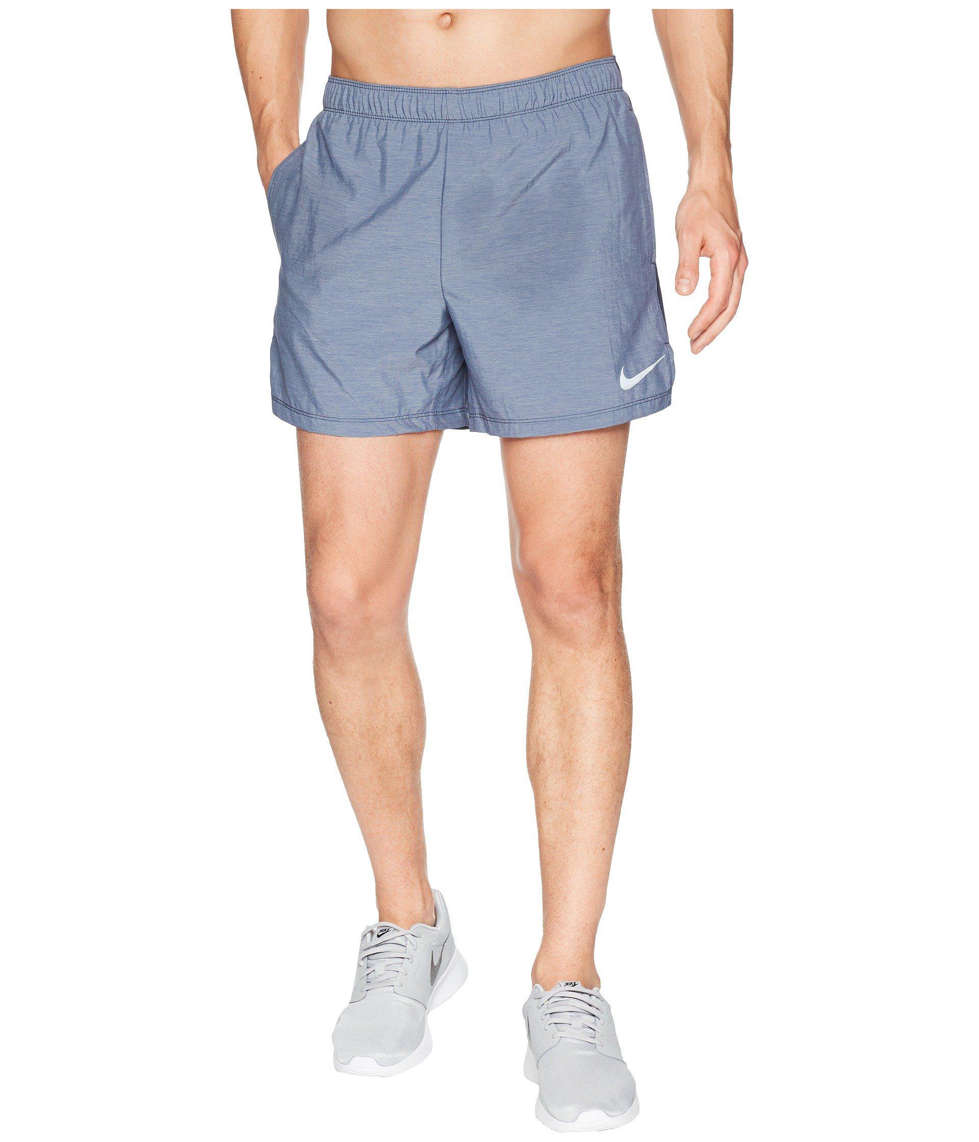 81d8b28d85f Nike. Blue Challenger 5 Running Short (anthracite anthracite anthracite) Men s  Shorts