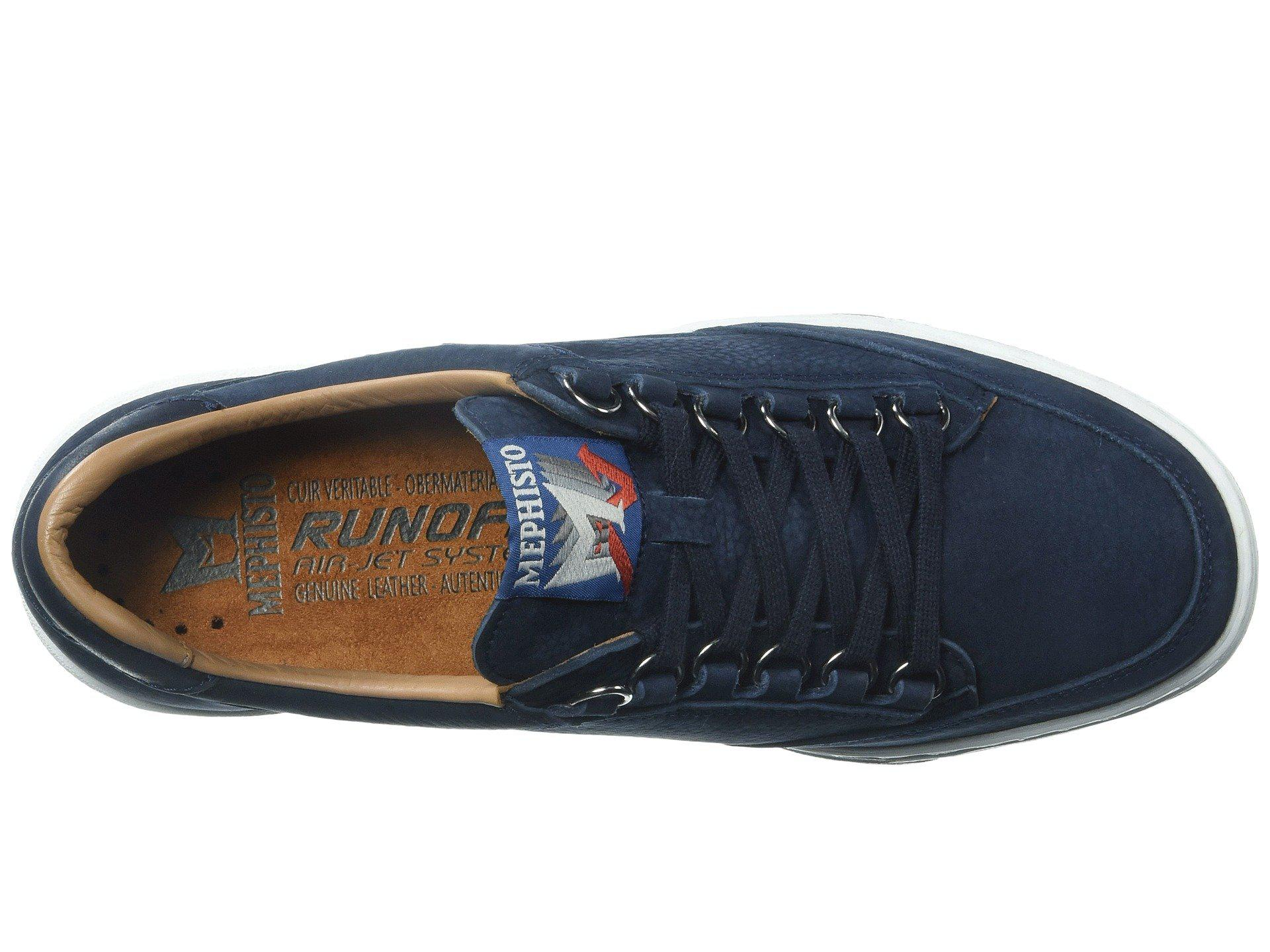 280d866c0a Mephisto Mick in Blue for Men - Lyst