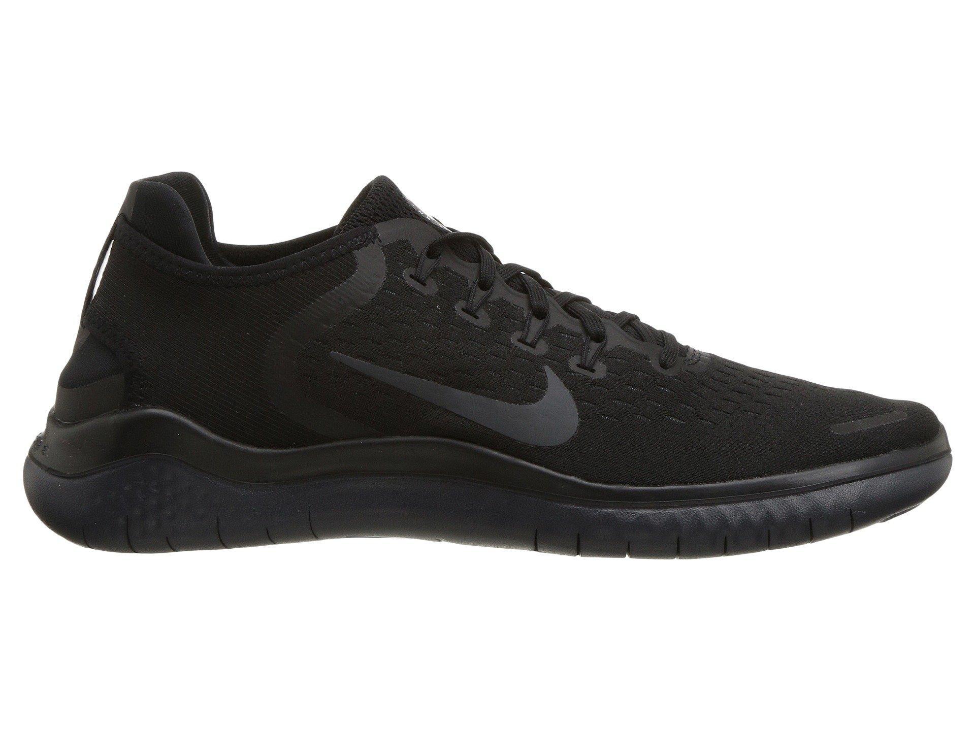new style a29d0 41e36 Lyst - Nike Free Rn 2018 (black white) Men s Running Shoes in Black for Men