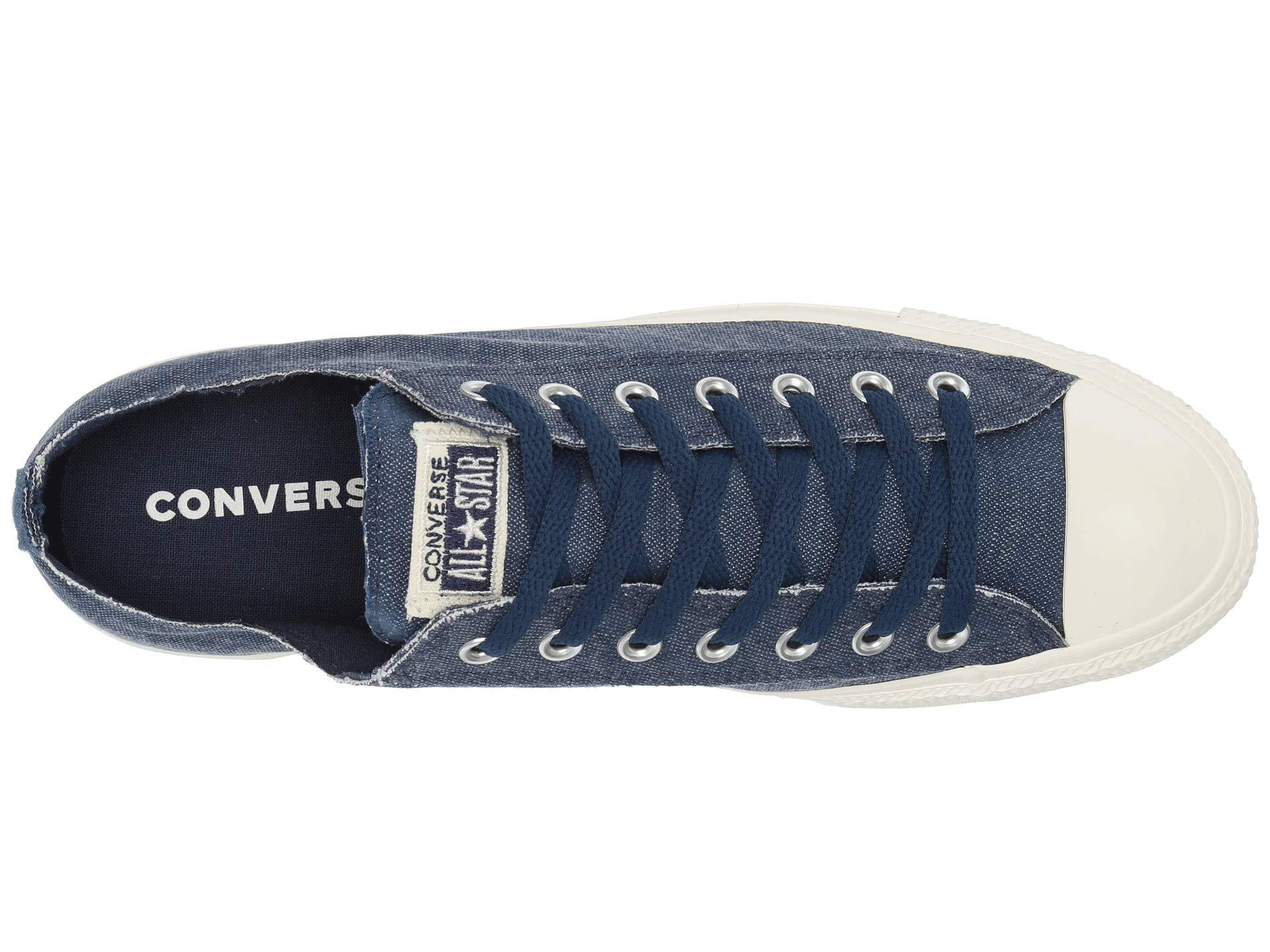 Converse Canvas Chuck Taylor All Star Washed Out Low Top in