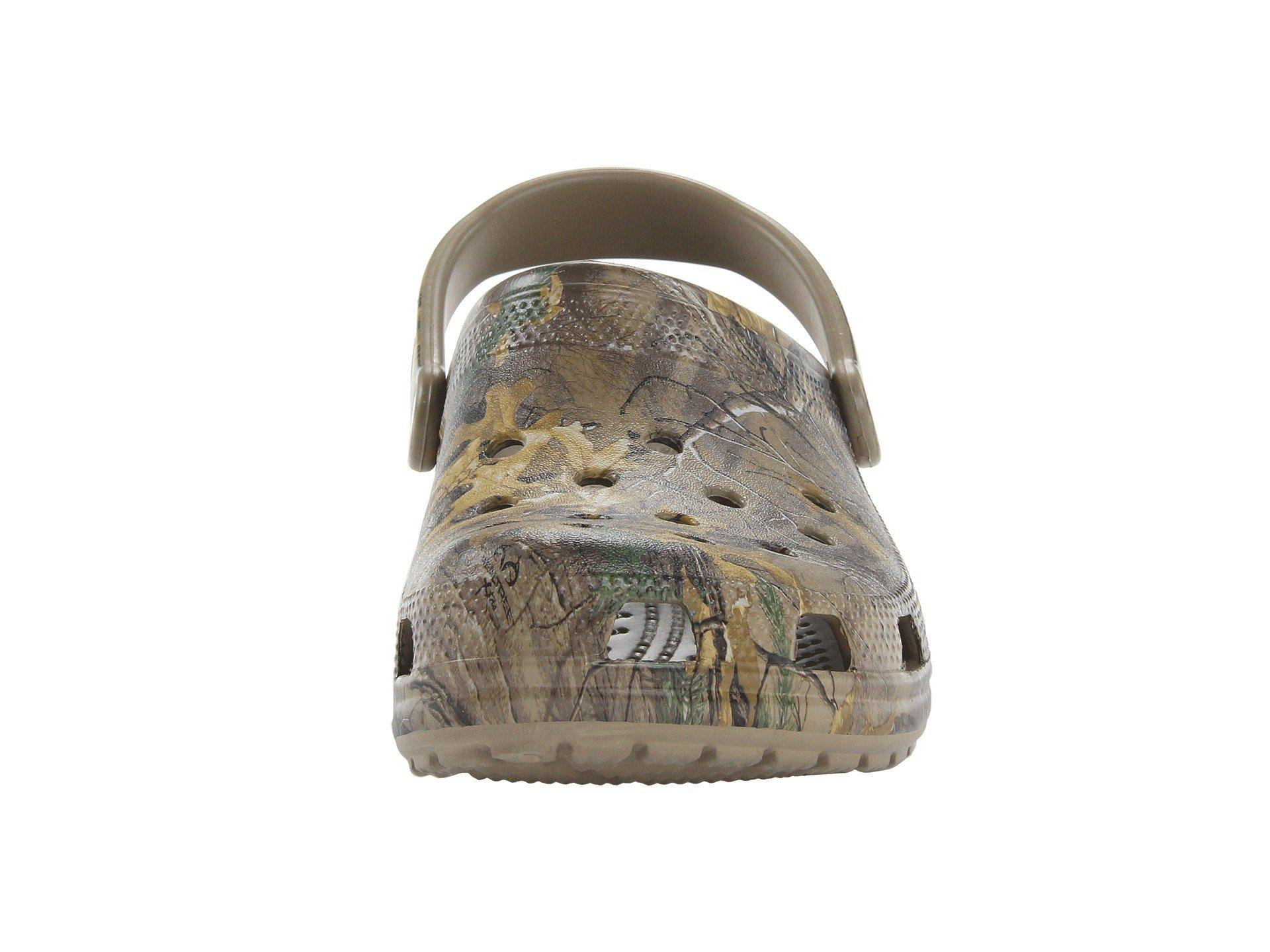 5df34ea4a Crocs™ - Natural Classic Realtree Xtra Clog - Lyst. View fullscreen