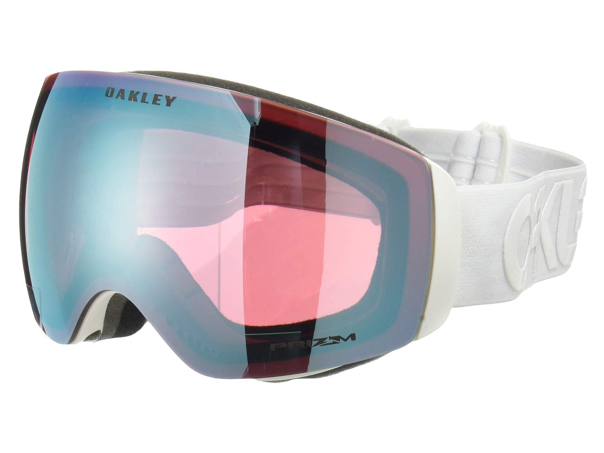 Oakley - Multicolor Flight Deck Xm- Medium (factory Pilot Whiteout prizm  Sapphire). View fullscreen d78abc22e971