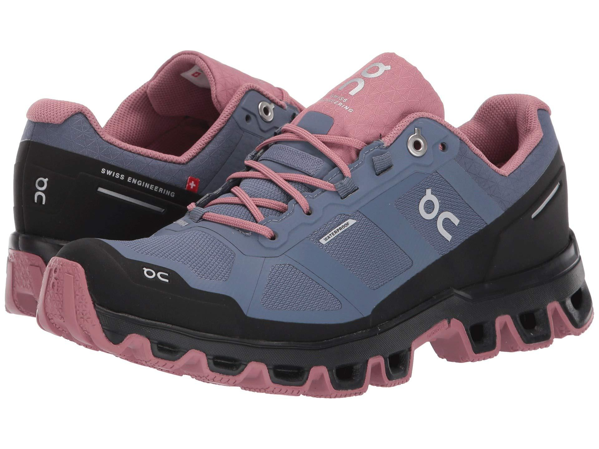 32c29dc15 On Cloudventure Waterproof (mineral olive) Women s Shoes - Lyst