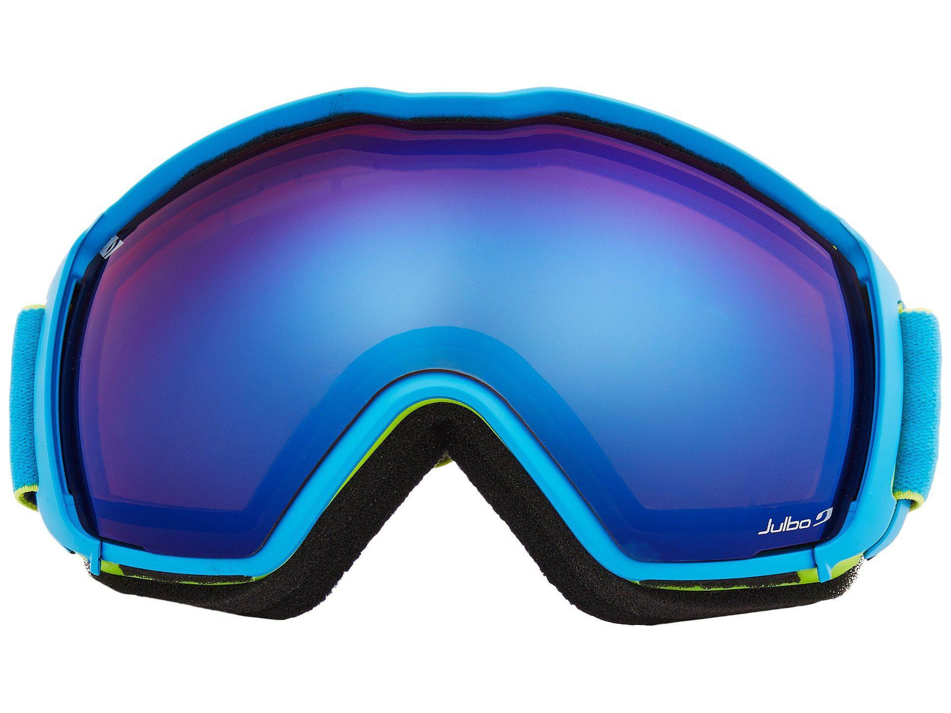 9654dc0024 Julbo Eyewear - Blue Airflux (black black With Spectron 3 Lens) Snow Goggles.  View fullscreen