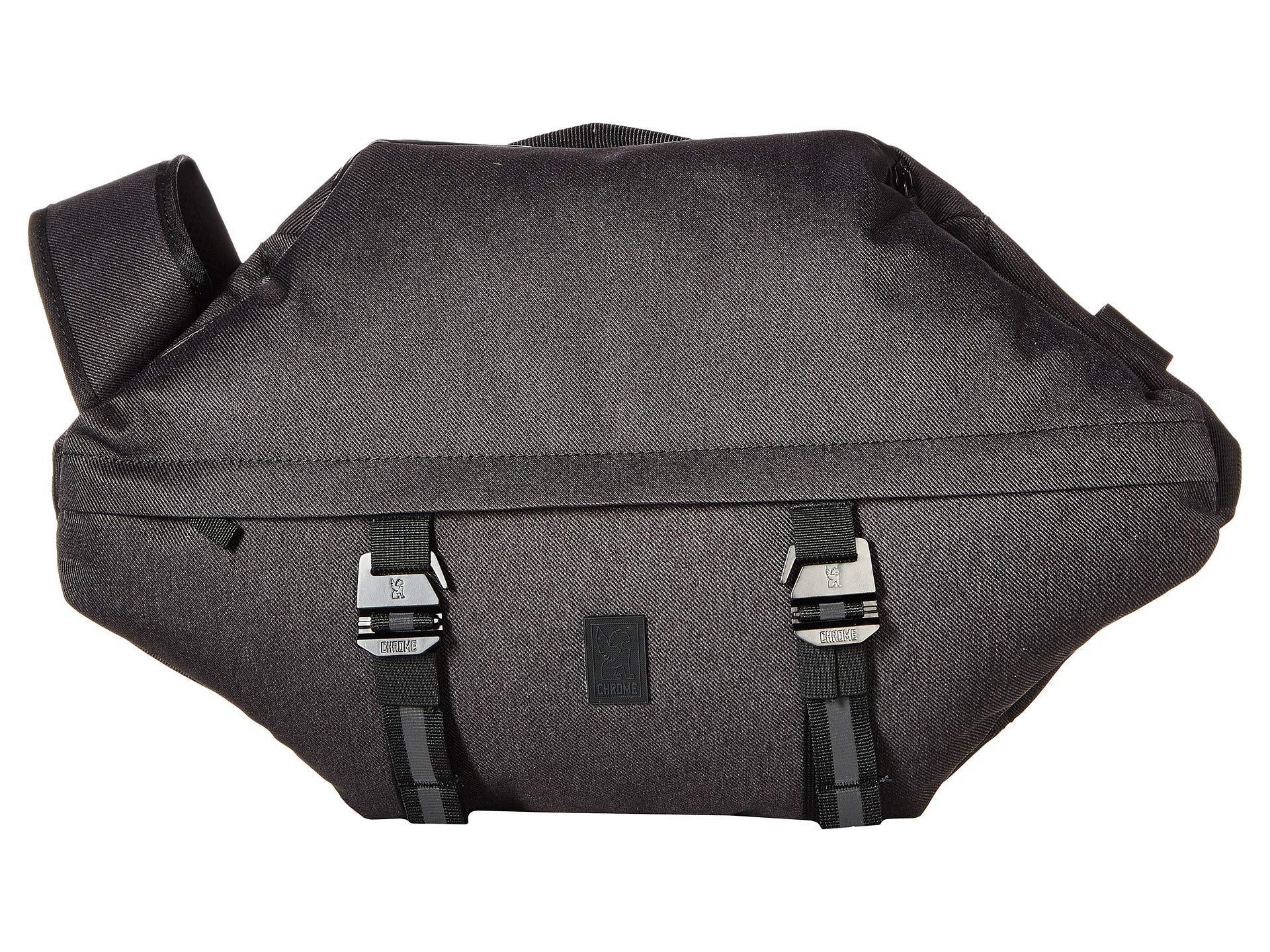 648fbb2e4b Lyst chrome industries vale sling black bags in black for men jpg 1920x1440 Chrome  messenger bag