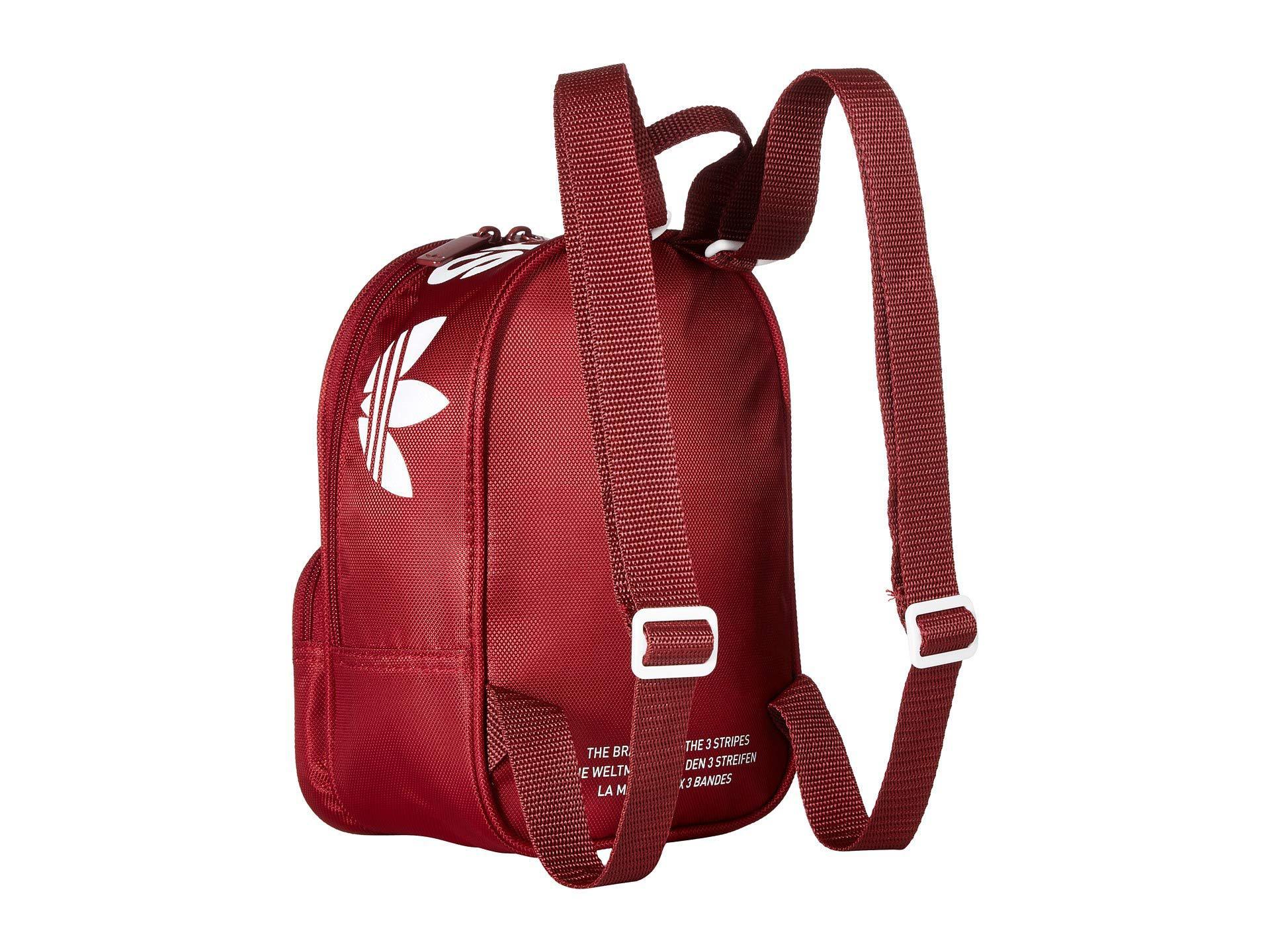size 40 1ce62 2cc4c adidas Originals Originals Santiago Mini Backpack (dust Pink ...