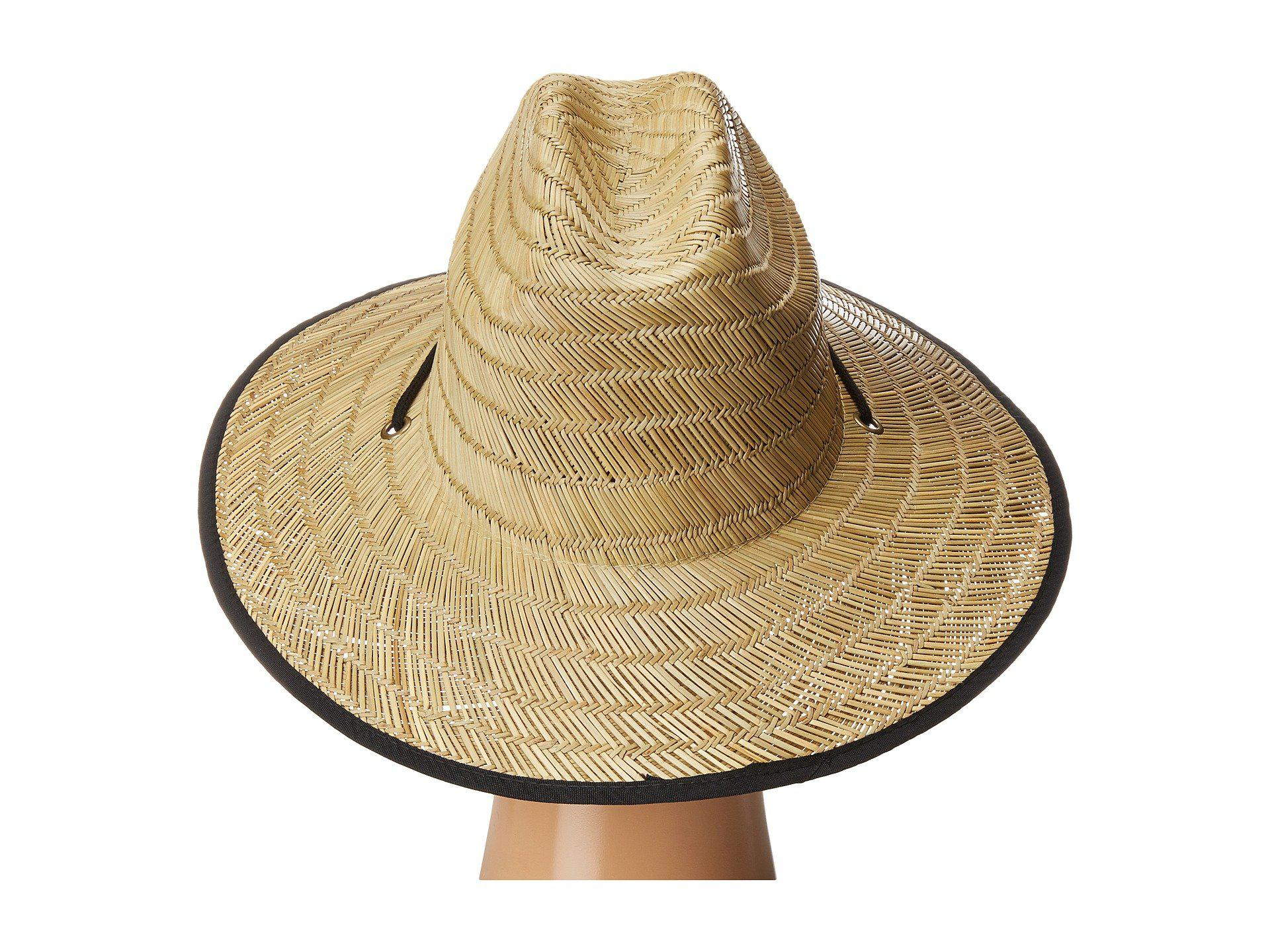 Roxy - Multicolor Tomboy 2 Sun Hat (true Black) Traditional Hats - Lyst.  View fullscreen d18abf3e7535