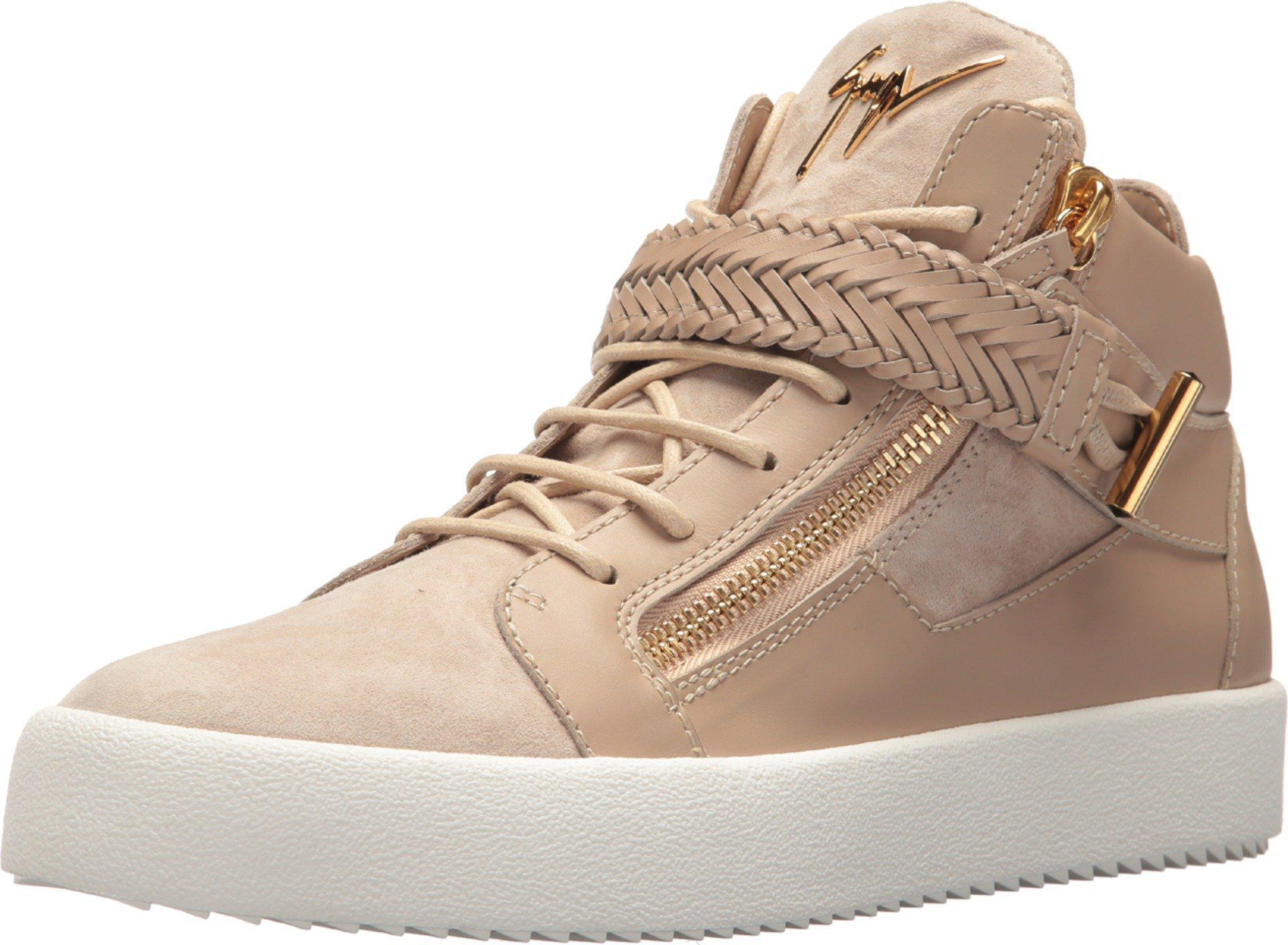 Giuseppe ZanottiMay London Braided Mid Top Sneaker