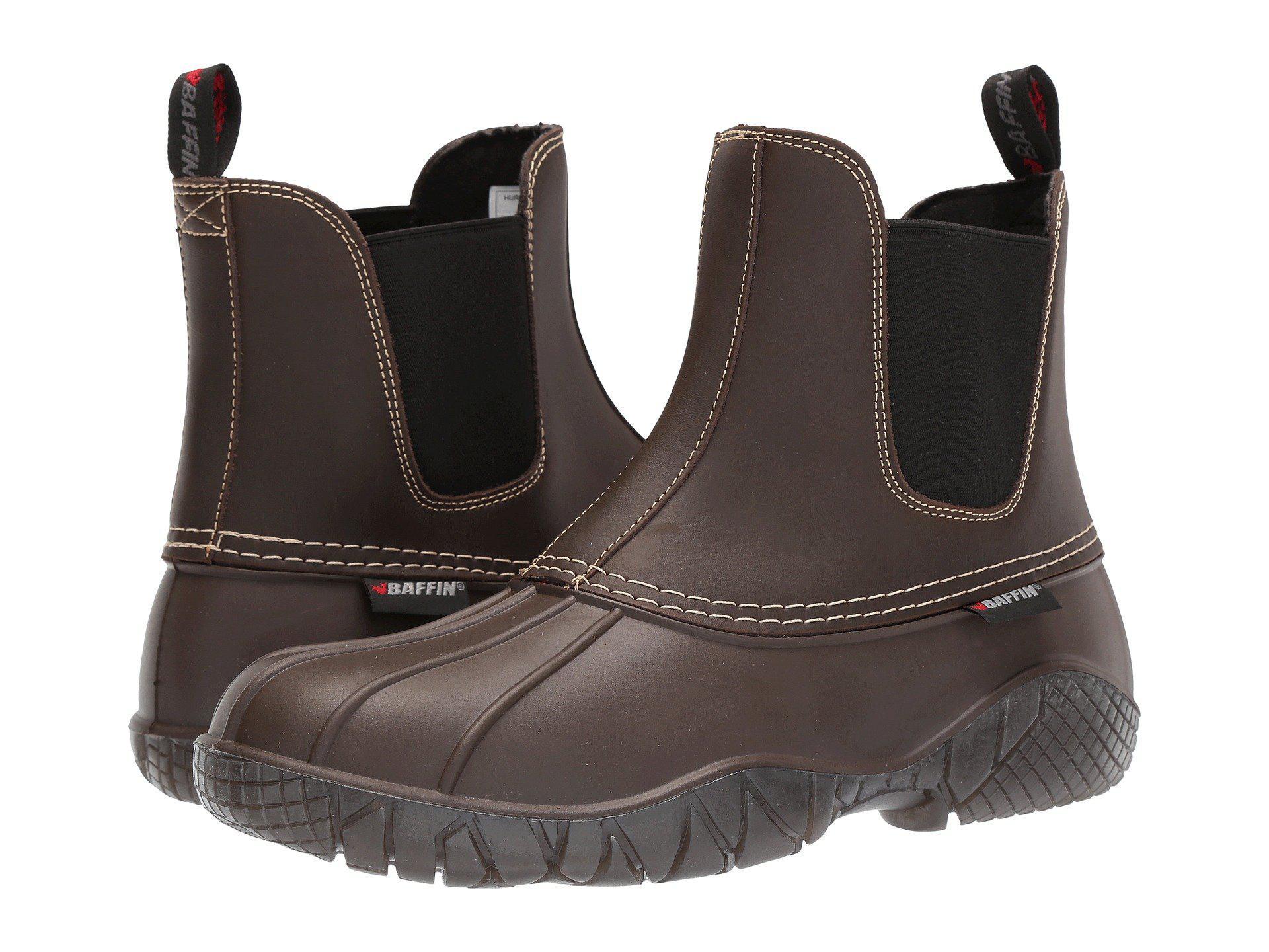 736fa2d3c7f Lyst - Baffin Huron (black) Men's Boots in Brown for Men