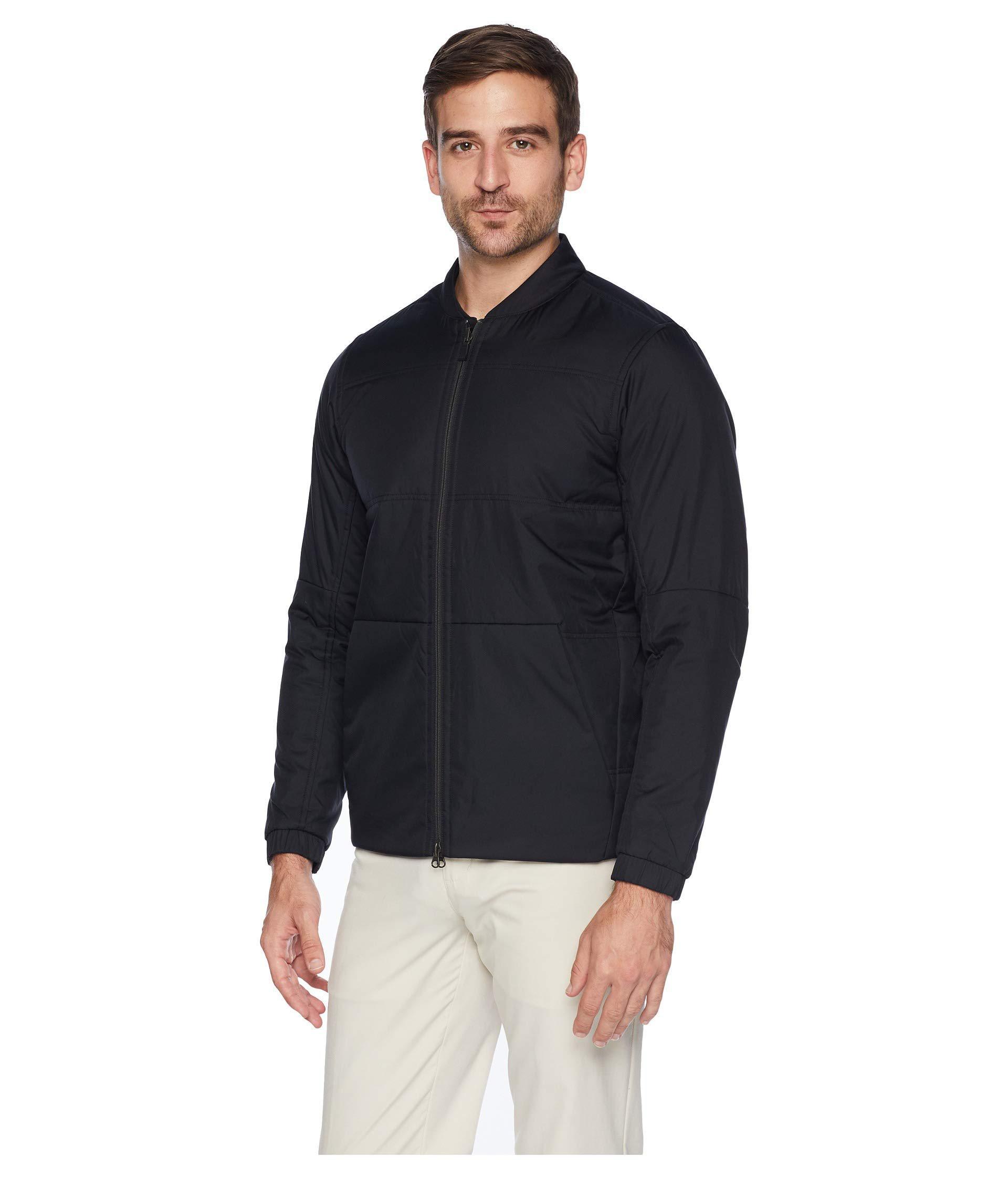 Lyst - Nike Synthetic Fill Jacket Core (black black black) Men s Coat in  Black for Men 5071d9f8b