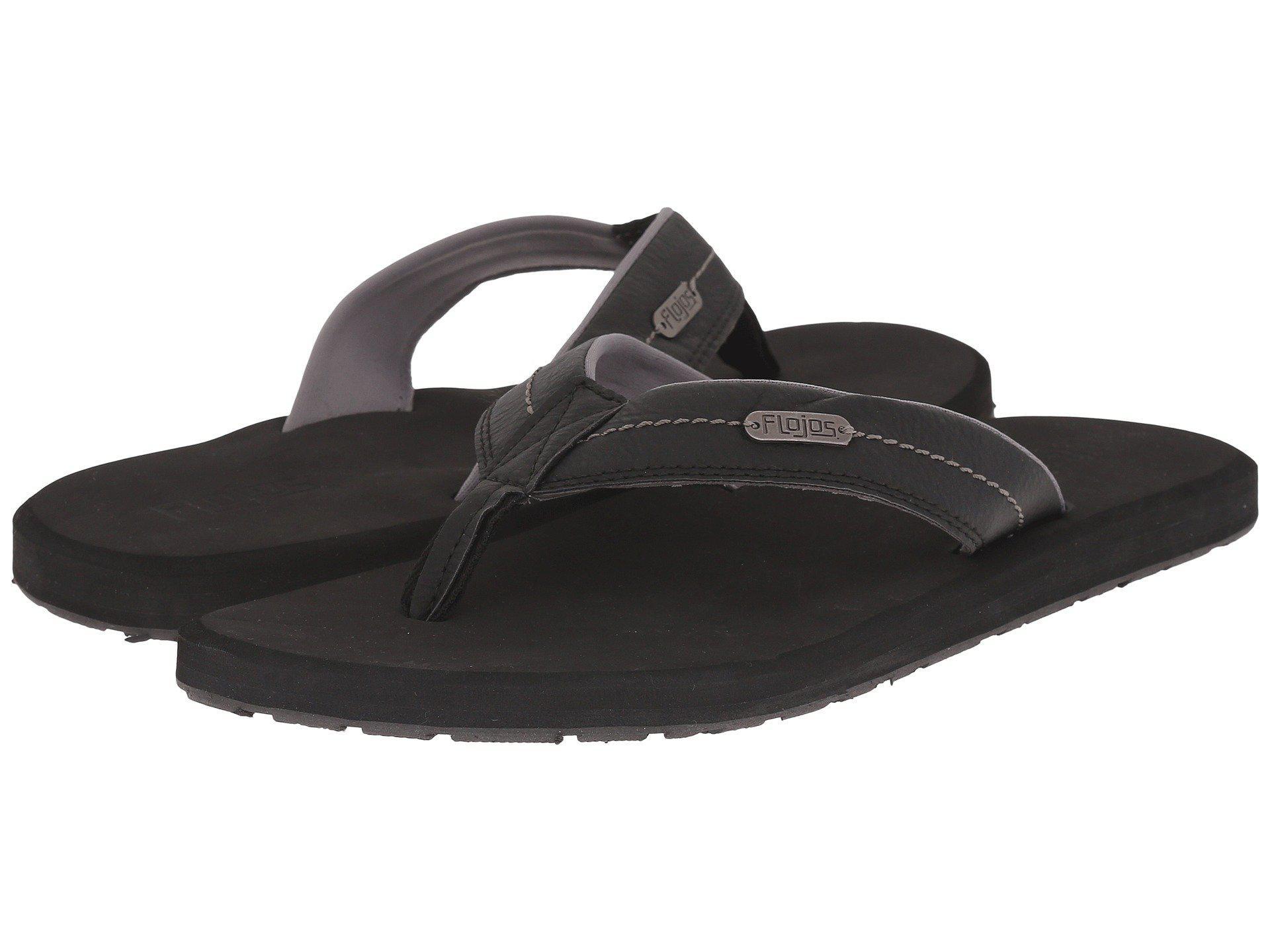 58e4aa6d94c9 Lyst - Flojos Zane (brown) Men s Sandals in Black for Men - Save 37%