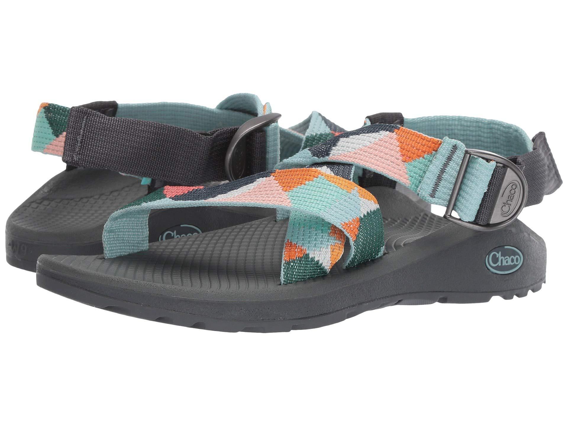 7f3d71465756 Chaco - Multicolor Mega Z Cloud (blend Grenadine) Women s Sandals - Lyst.  View fullscreen
