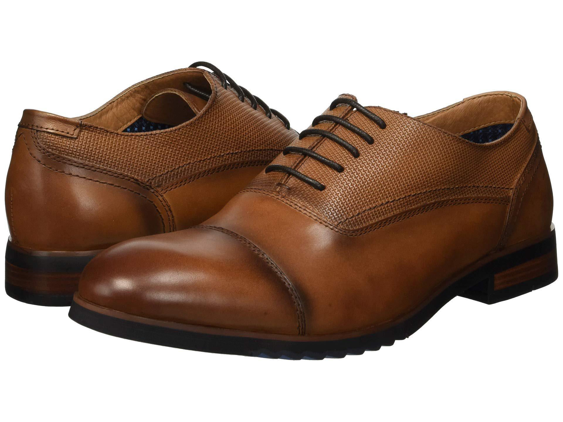 4b357e96ad6 Brown Lourdes (cognac) Men's Lace Up Casual Shoes