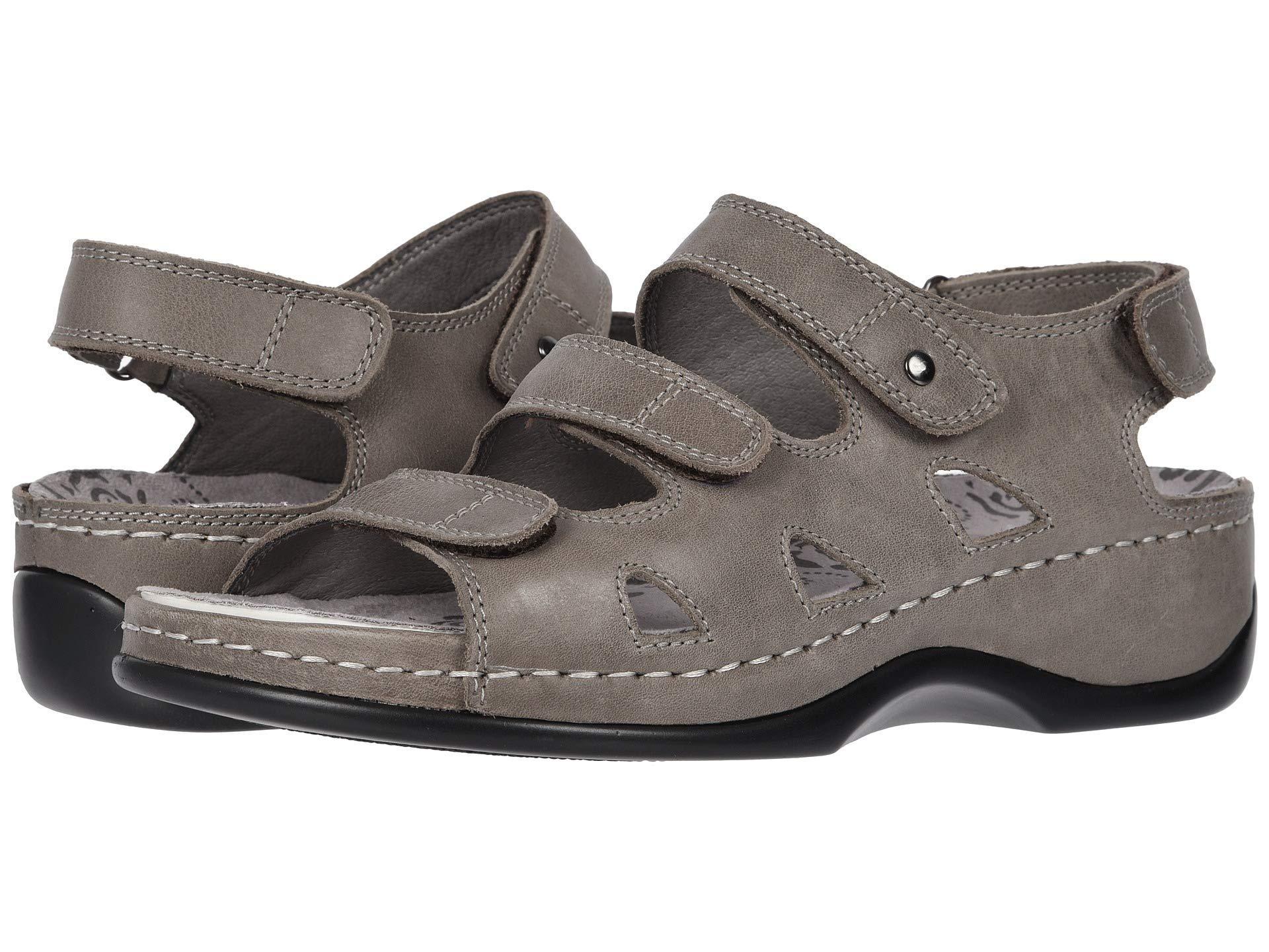 faf4a181cfd Lyst - Propet Kara (grey) Women's Sandals in Gray