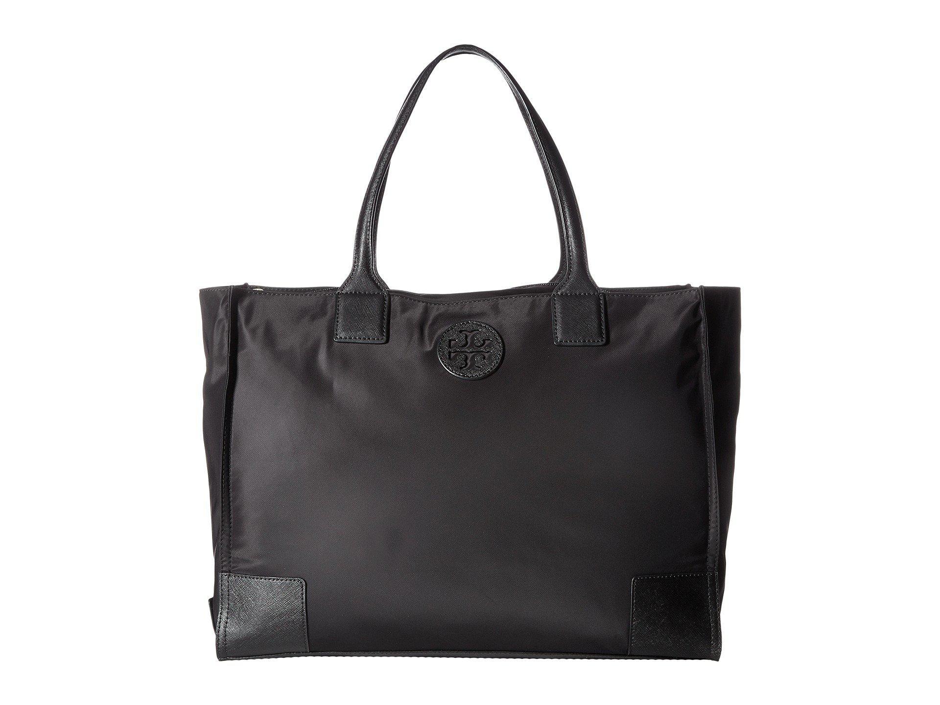 9f2e66e4b98 Lyst - Tory Burch Ella Packable Tote (black) Tote Handbags in Black