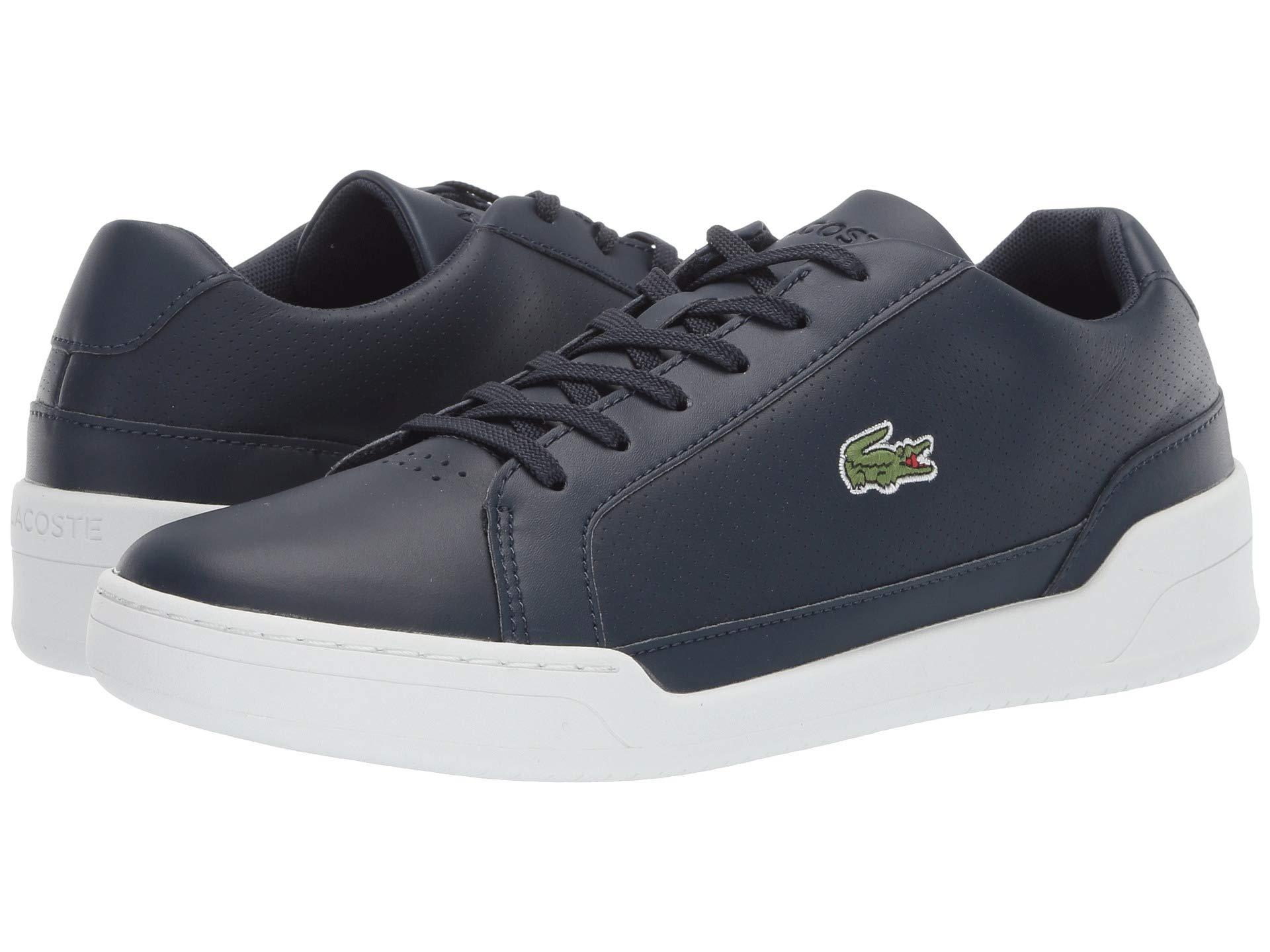 0ca44754fe31 Lyst - Lacoste Challenge 119 2 Sma (grey white) Men s Shoes in Blue ...