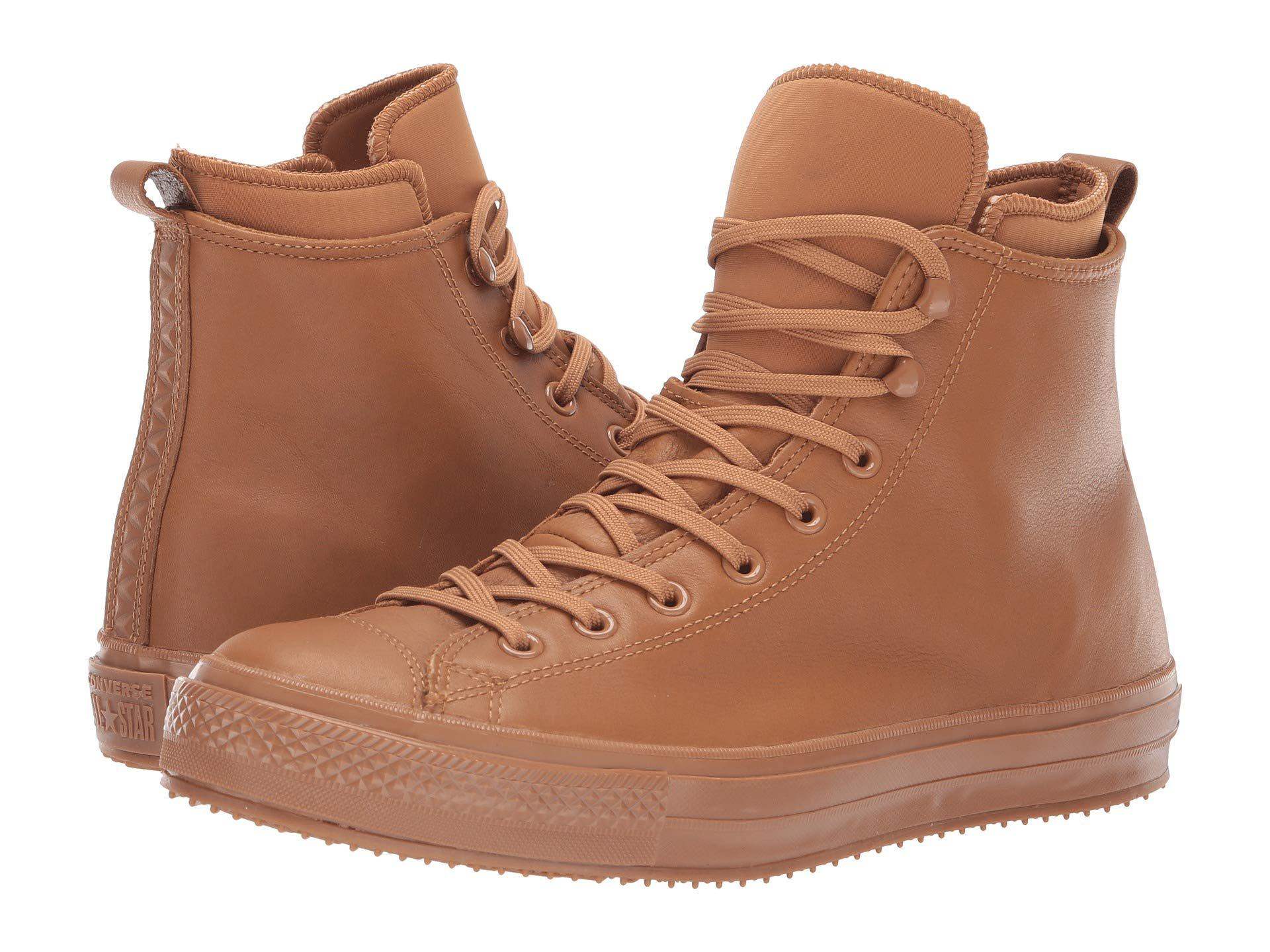 22ec6552cb9e92 Lyst - Converse Chuck Taylor All Star Waterproof Boot - Hi (utility ...