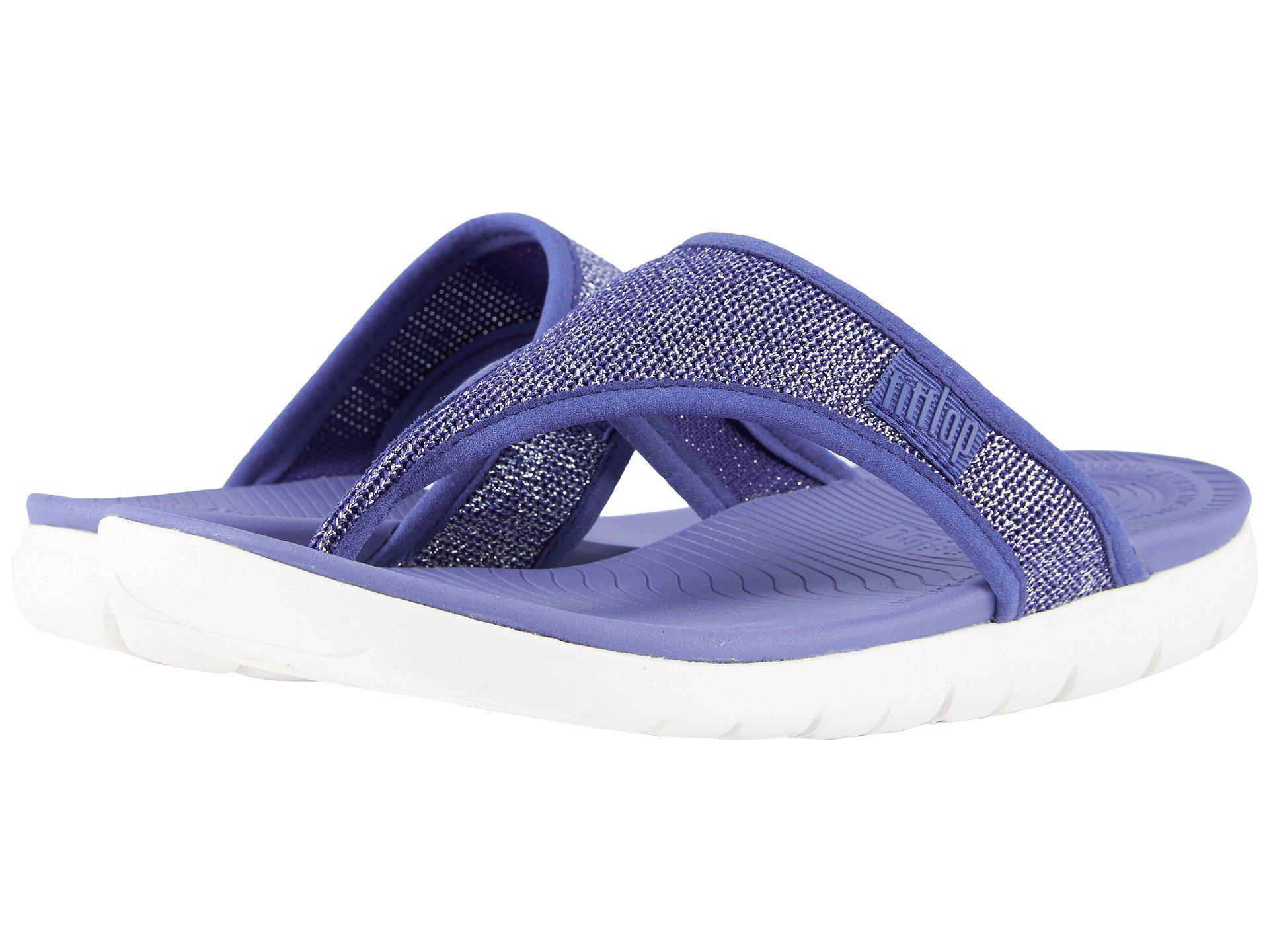 FitFlop Uberknit Toe Thong Sandals 63aTryKAa6